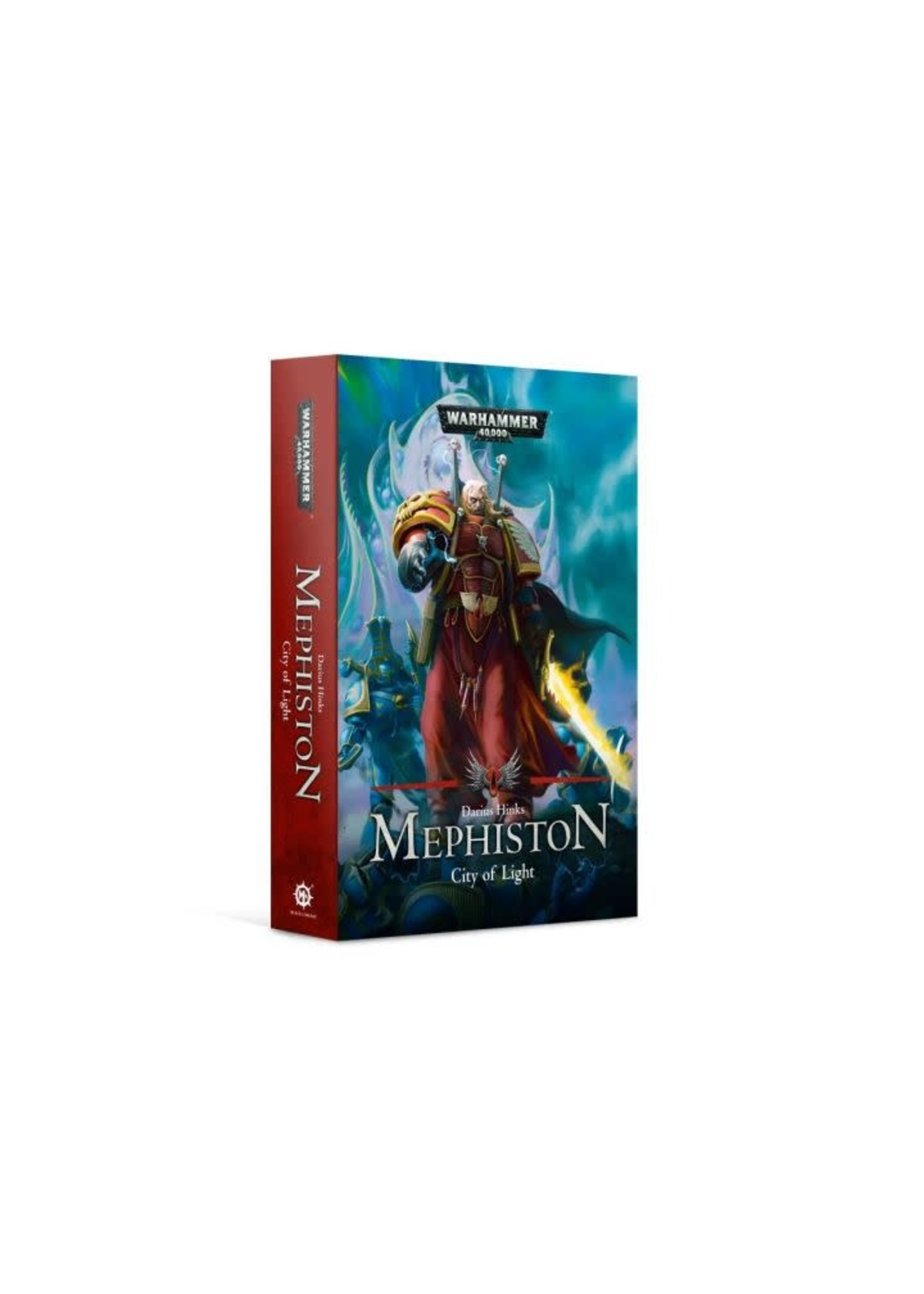Mephiston: City Of Light (Hb) Bl2800