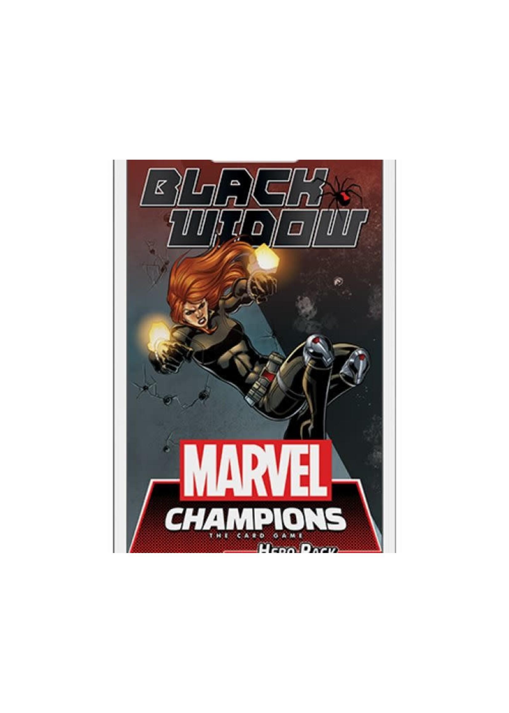 Marvel Lcg Black Widow Hero Pack