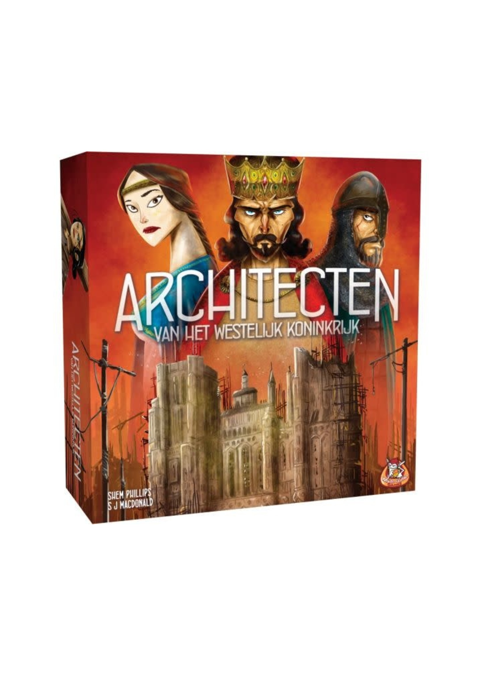 Architecten Van Het Westelijk Koninkrijk