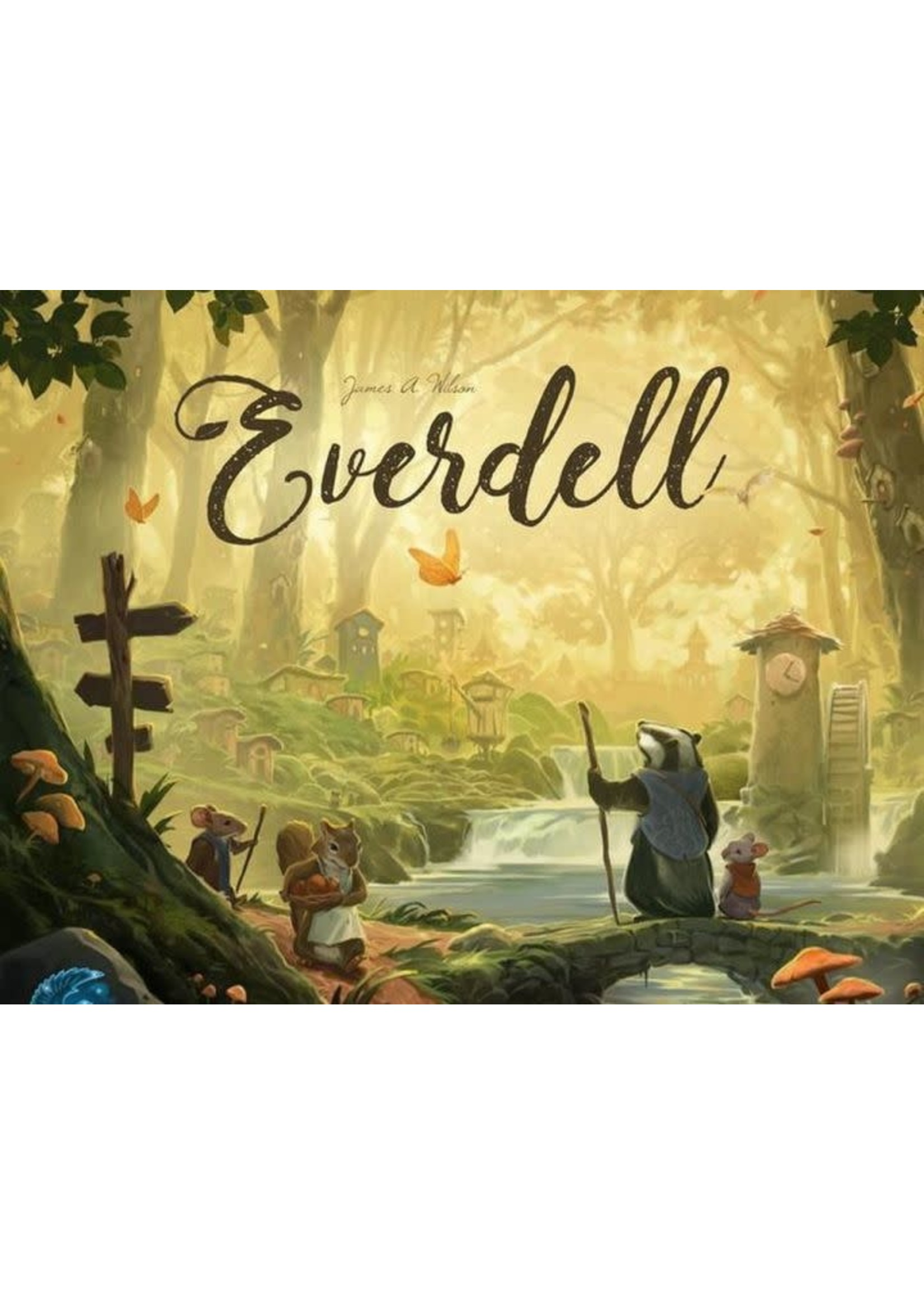 Everdell Nl Pre-Order Q2