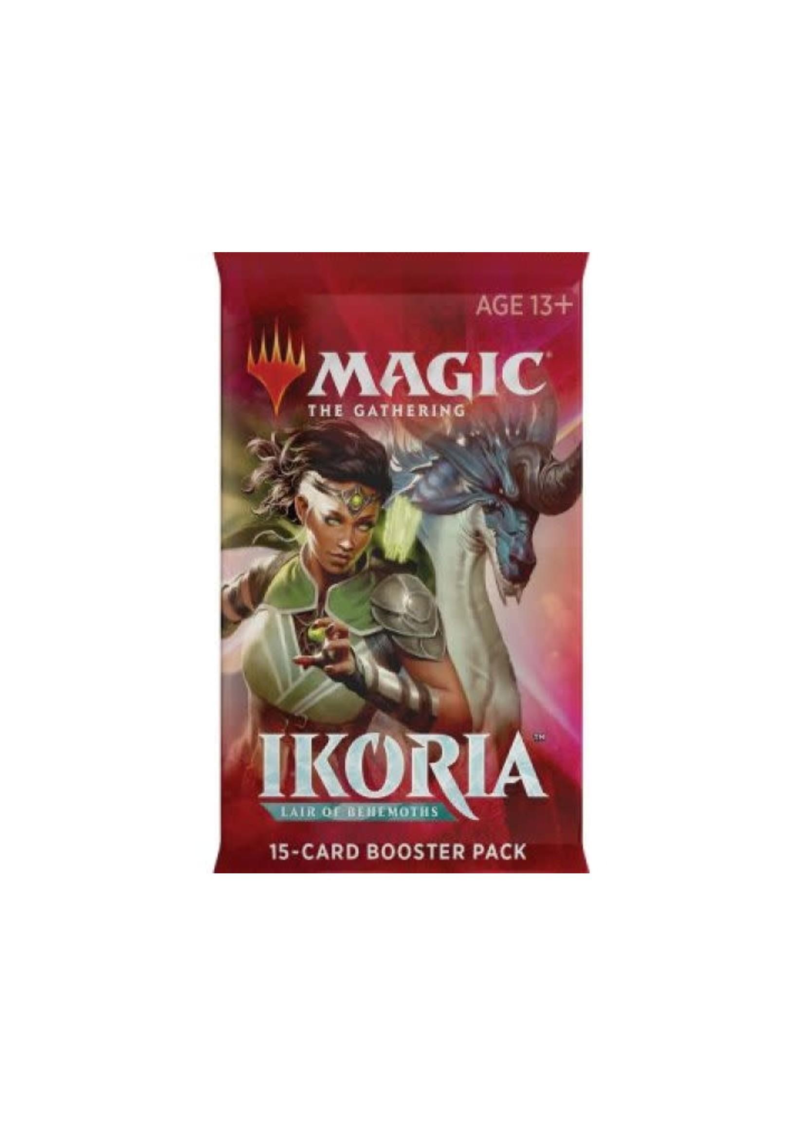 Booster Ikoria