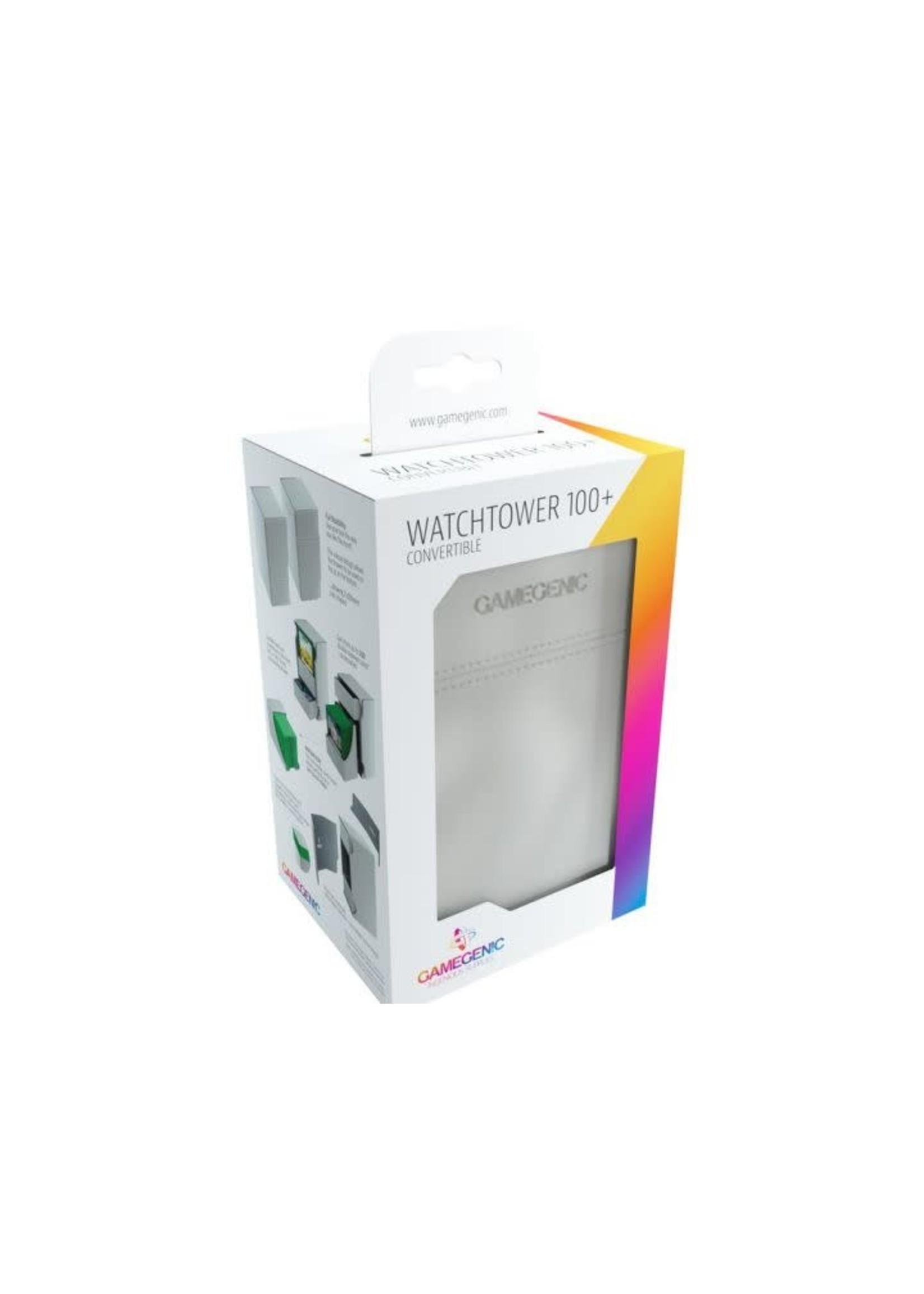 Deckbox Watchtower 100+ Convertible White