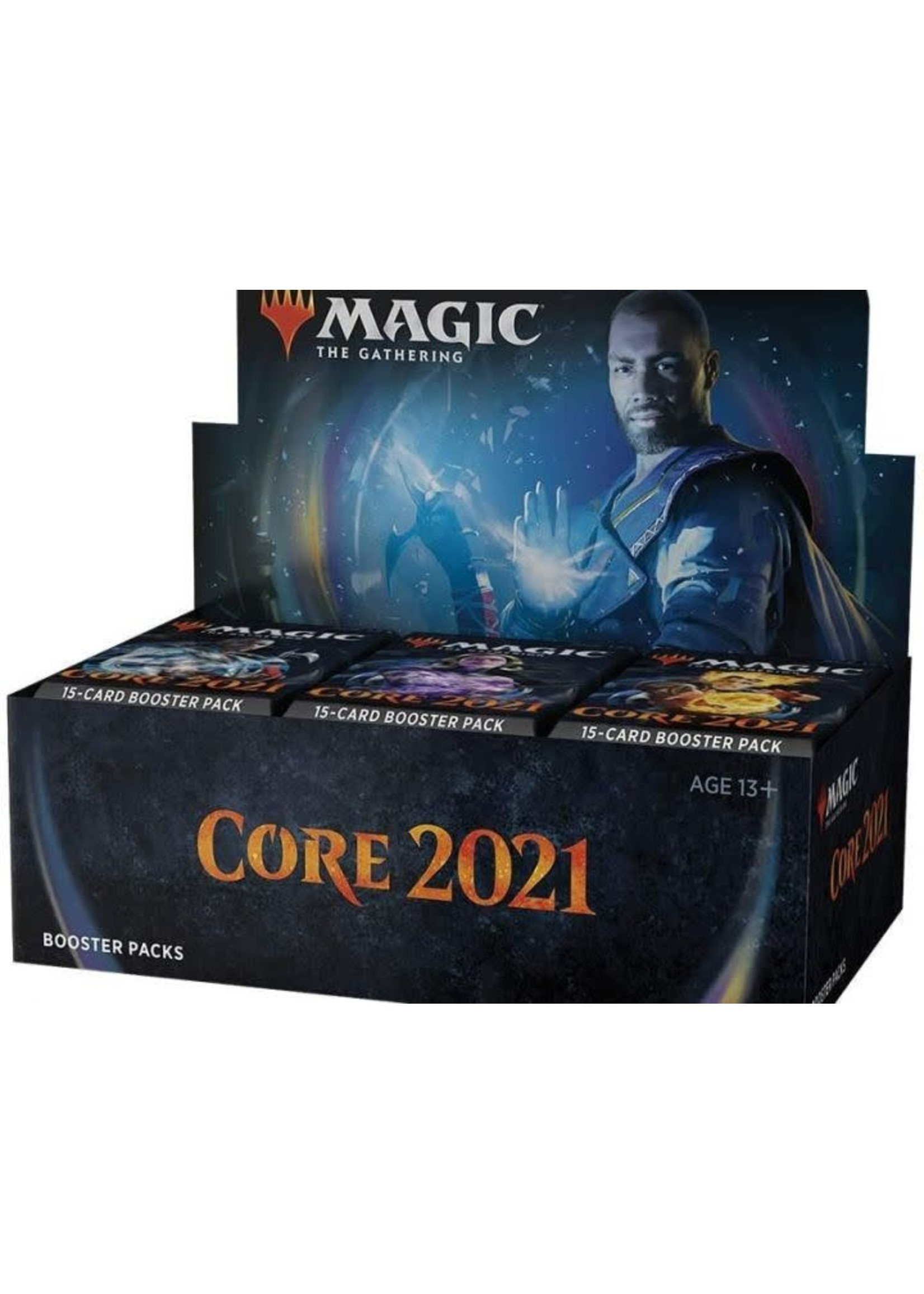 Mtg Core Set 2021 Booster Display