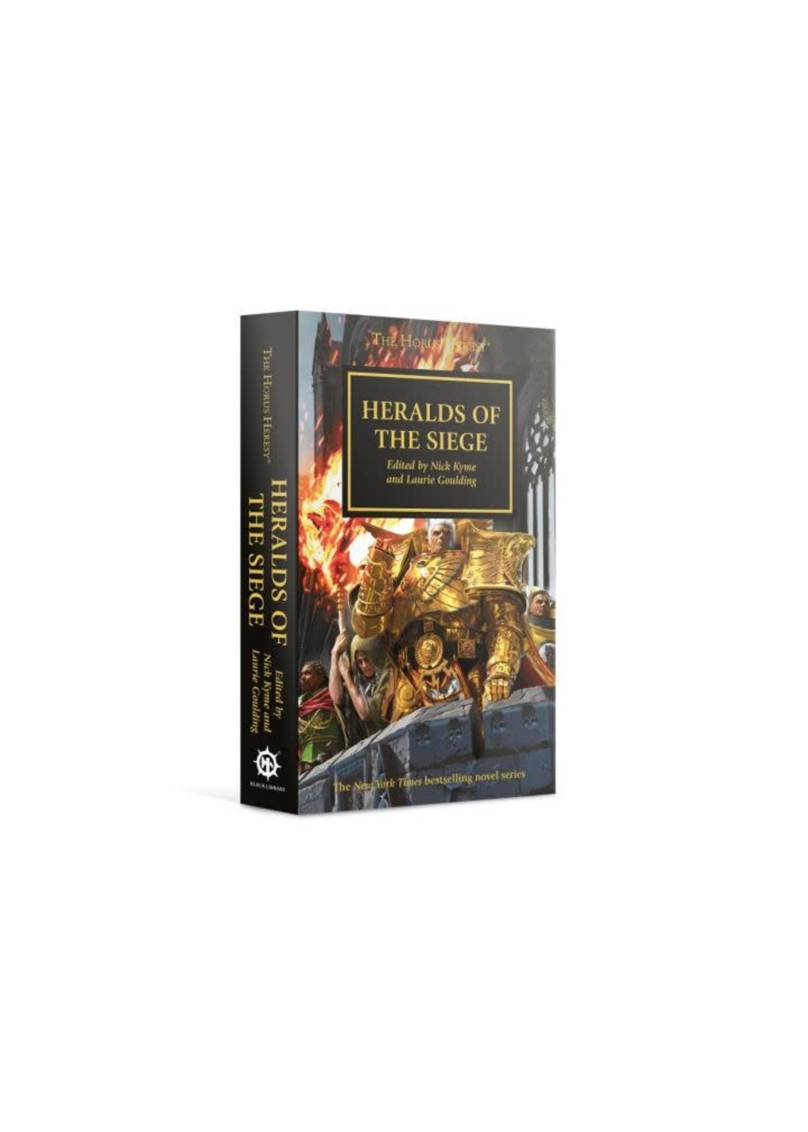 Horus Heresy: Heralds Of The Siege (Pb) Bl2803