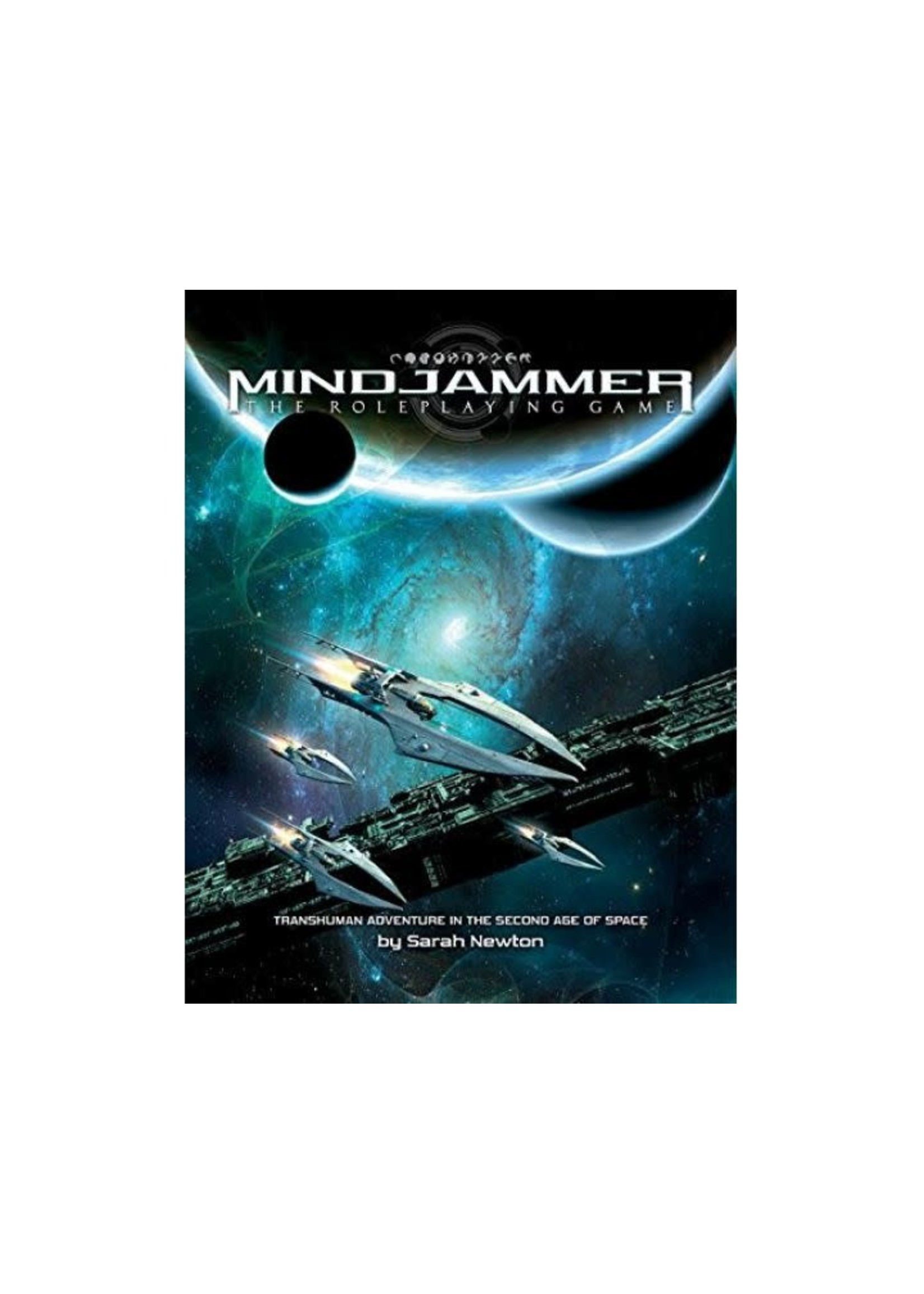 Mindjammer - The Roleplaying Game
