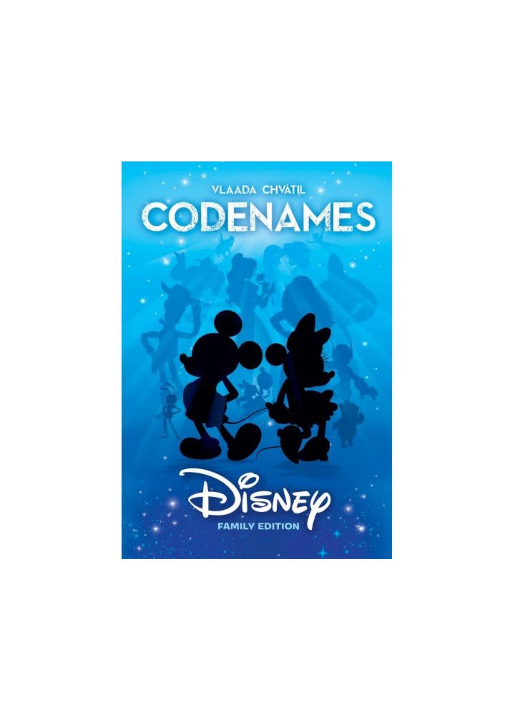 Codenames Disney