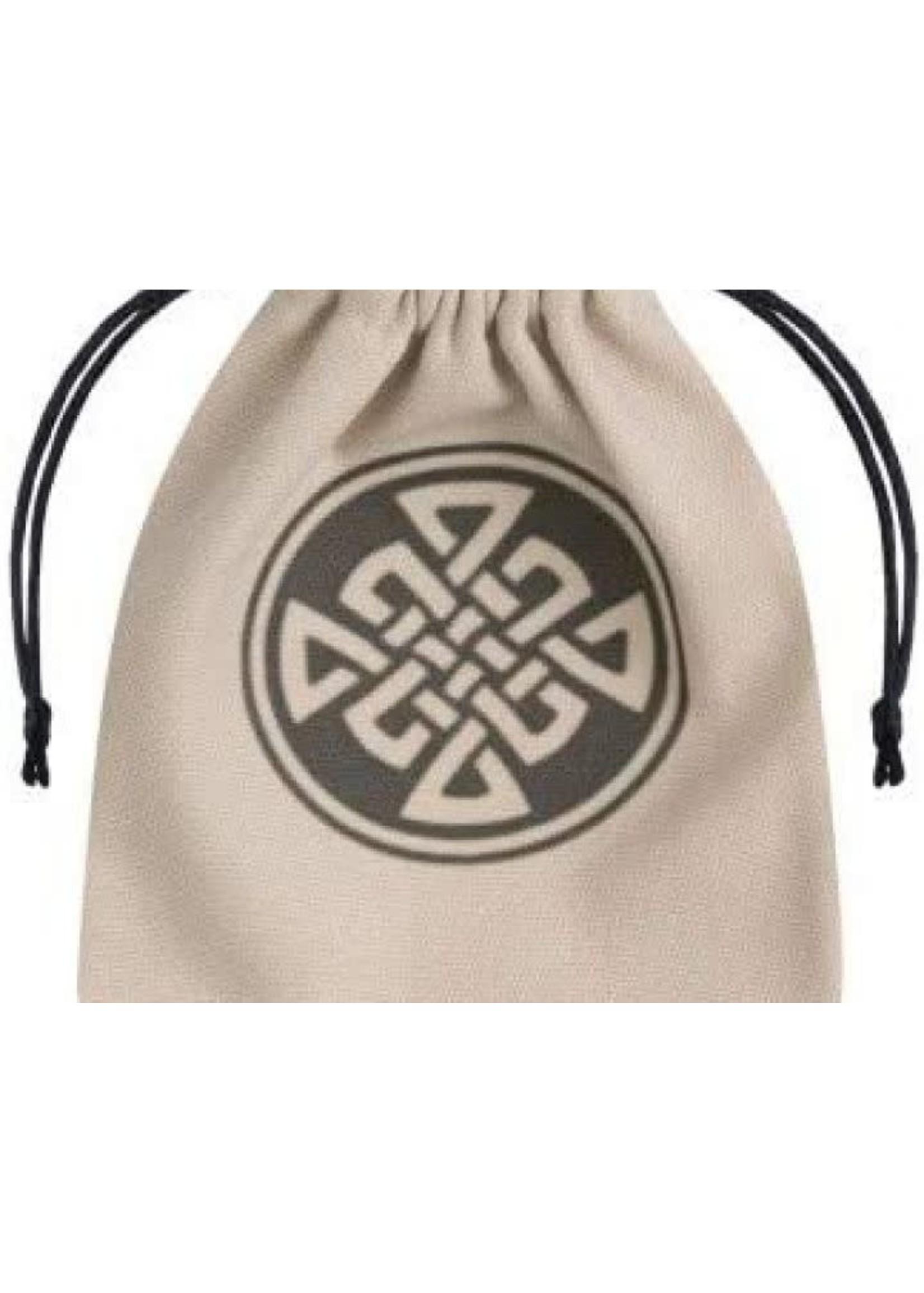 Dice Bag Celtic Beige