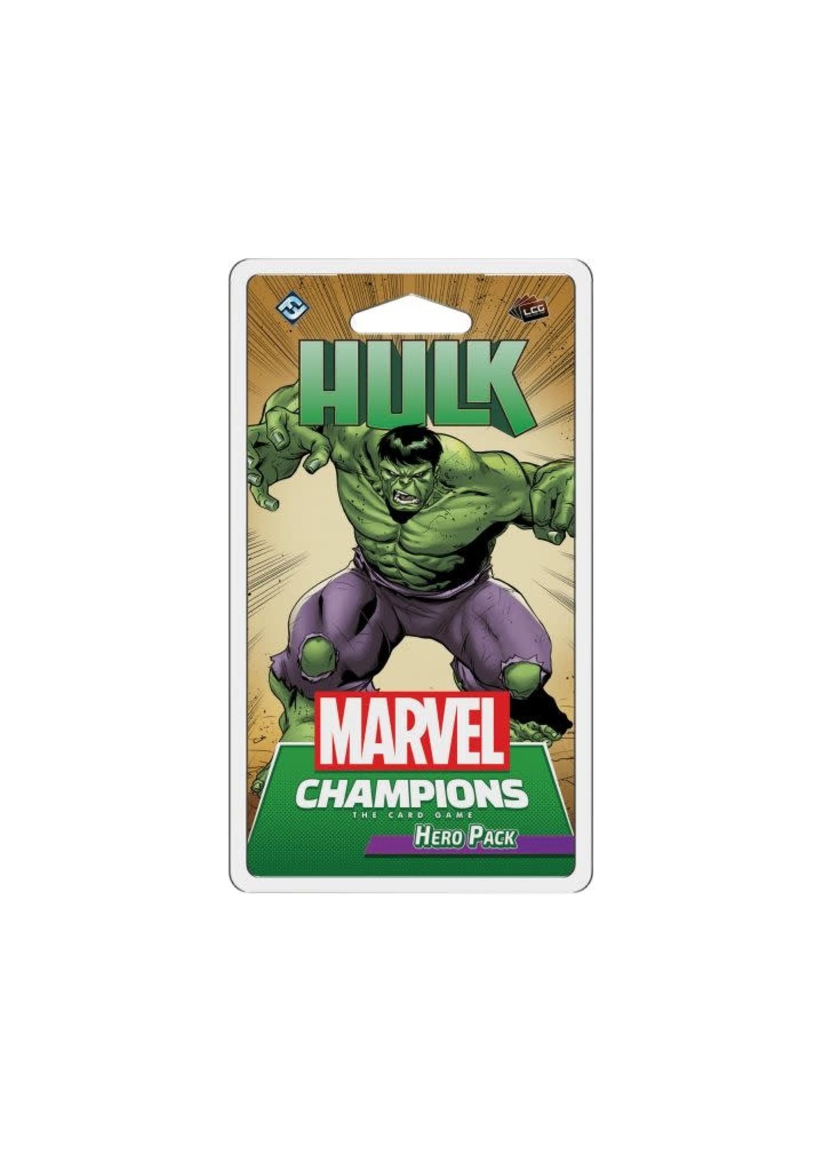 Marvel Champions Hero Pack Hulk
