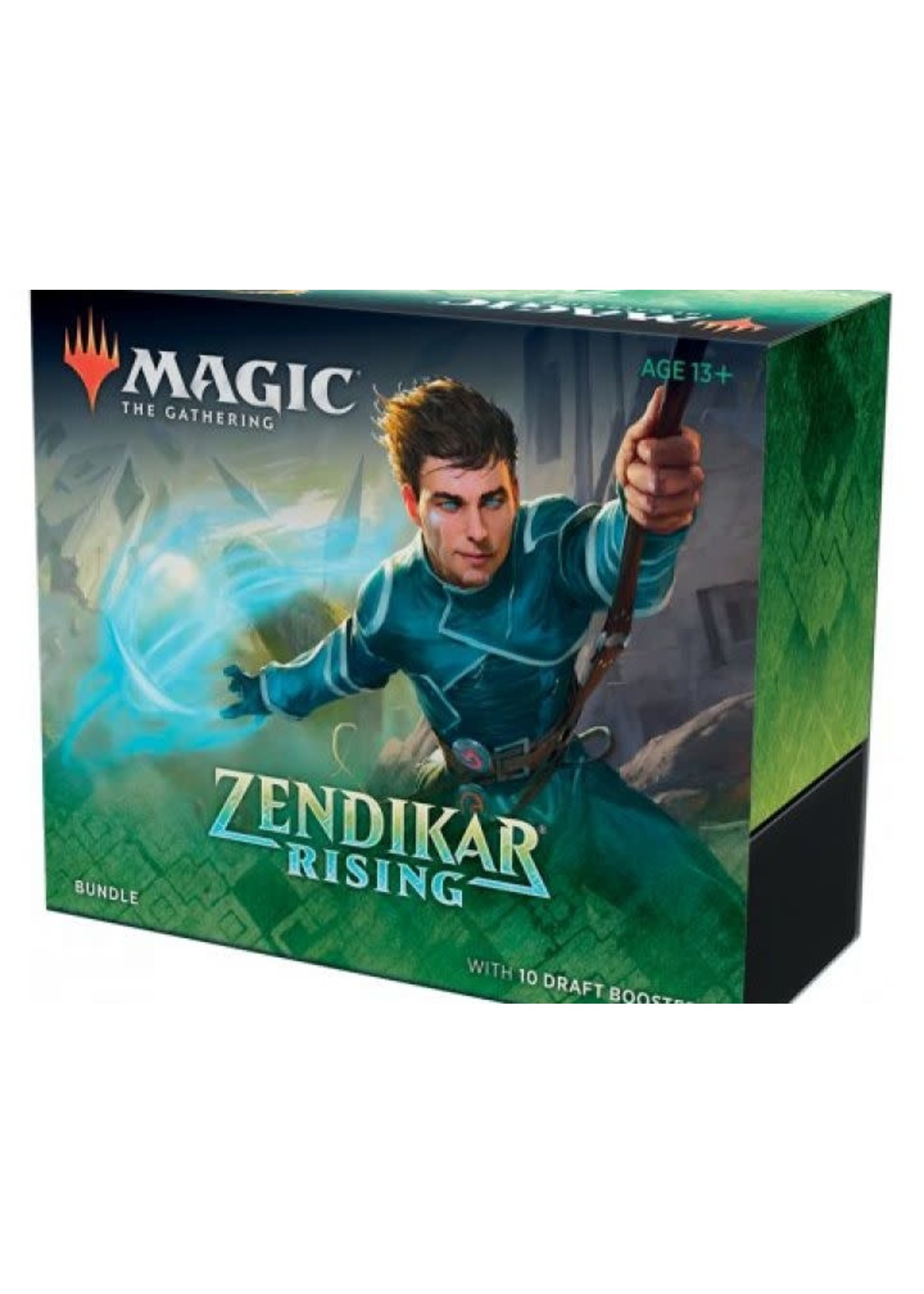 Mtg Zendikar Rising Bundle