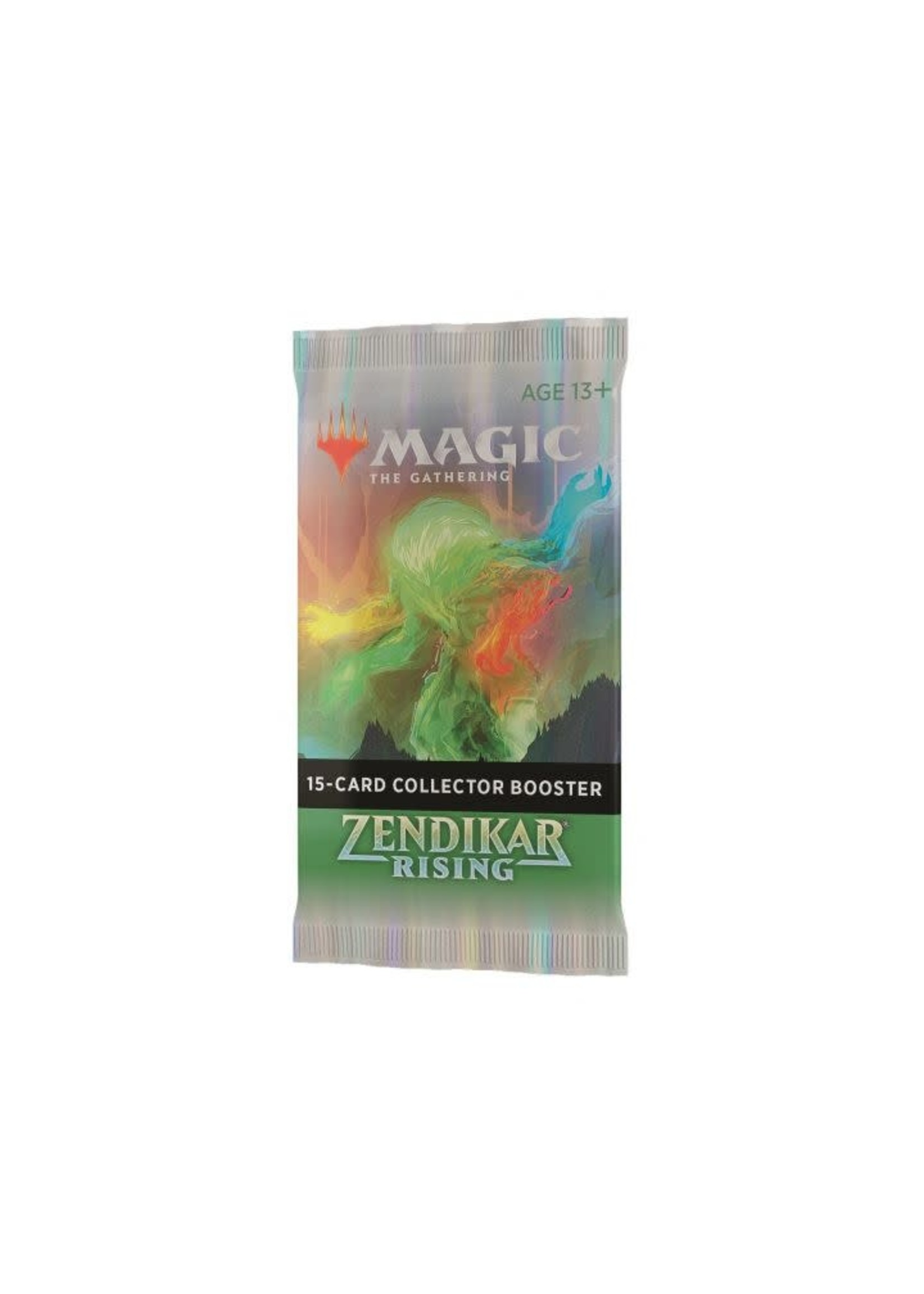 Mtg Zendikar Rising Collector Booster