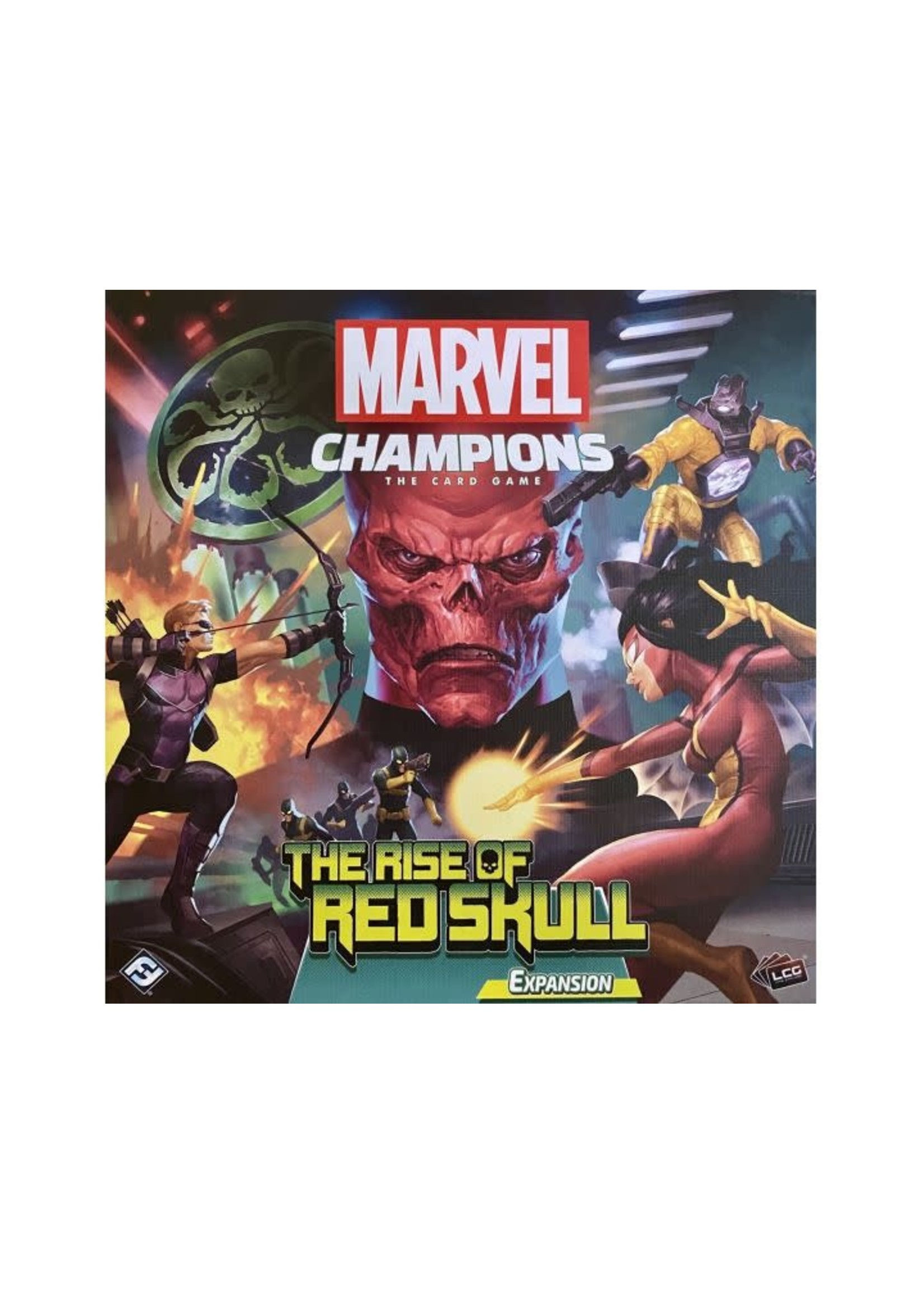 Marvel Lcg Champions The Rise Of Red Skull