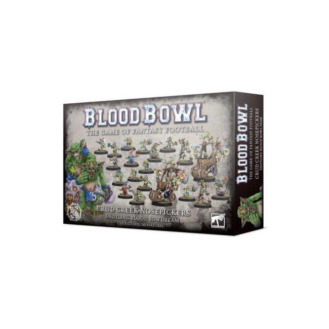 Blood Bowl: Crud Creek Nosepickers Team