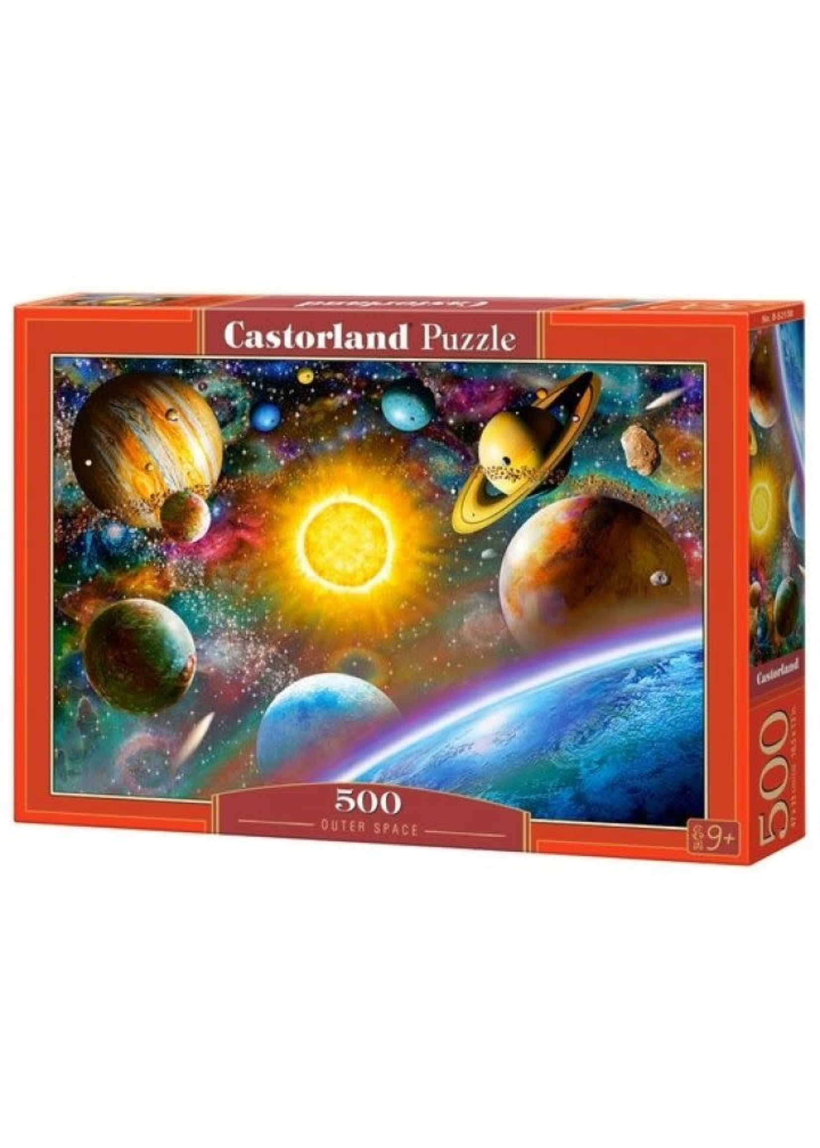 Castorland Outer Space (500 Pcs.)