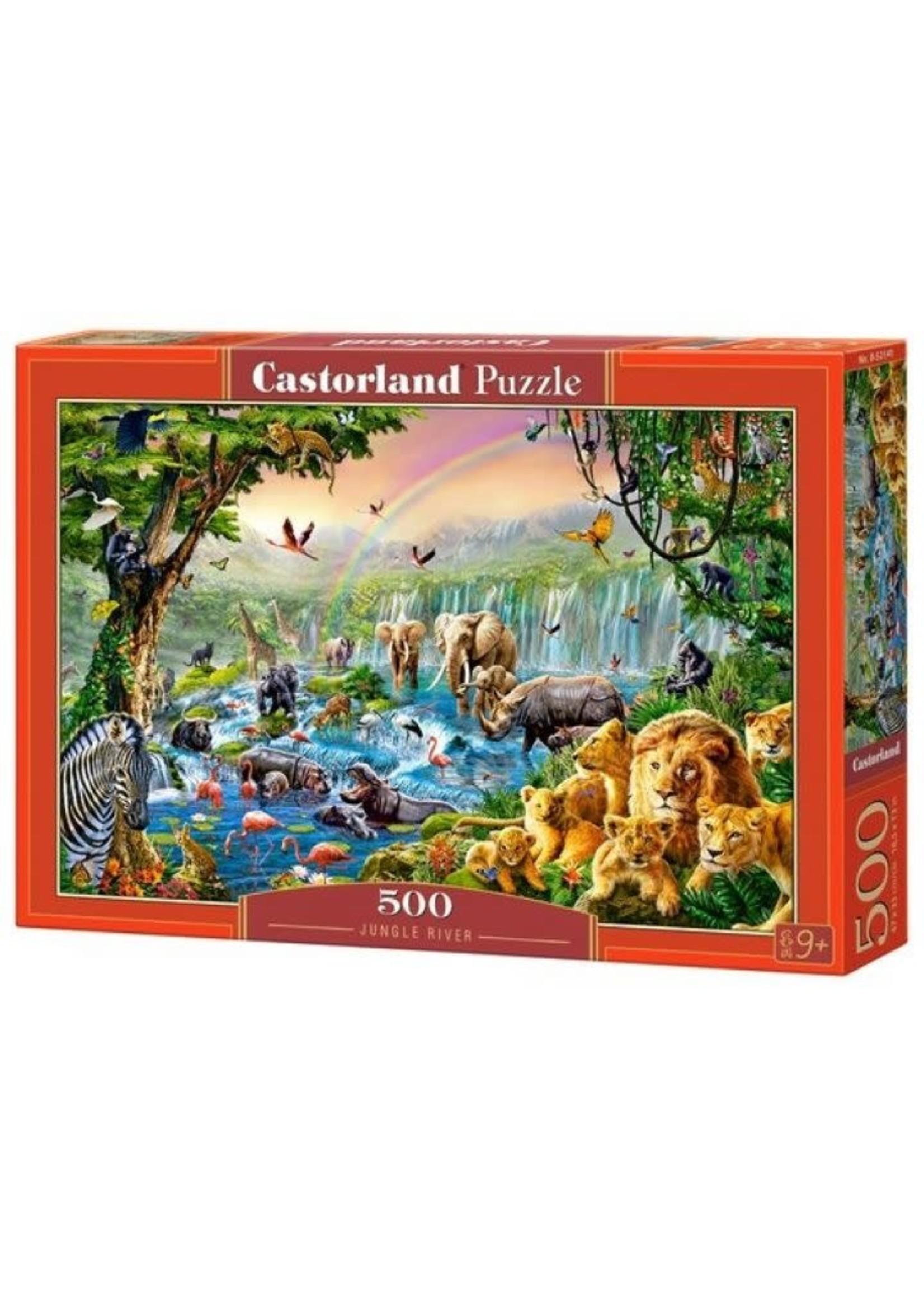 Castorland Jungle River (500 Pcs.)