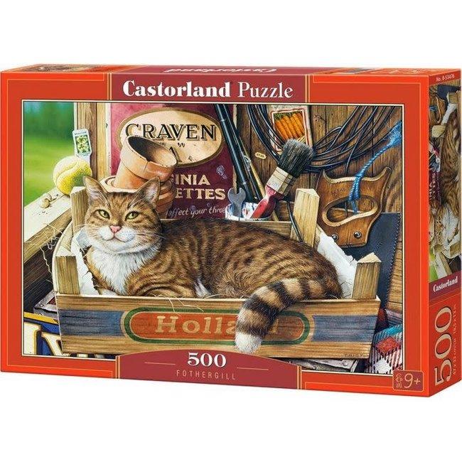 Castorland Fothergill - 500 Stukjes