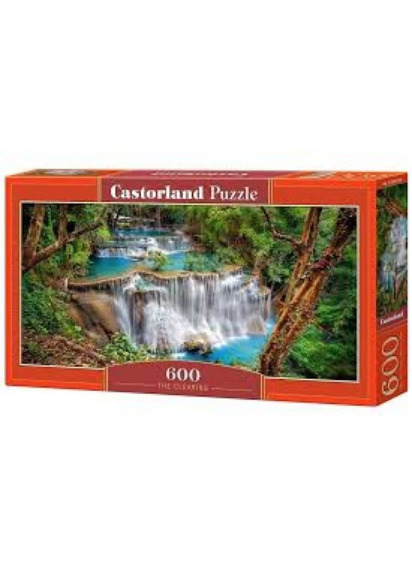 Castorland The Clearing (Pan. 600 Pcs.)