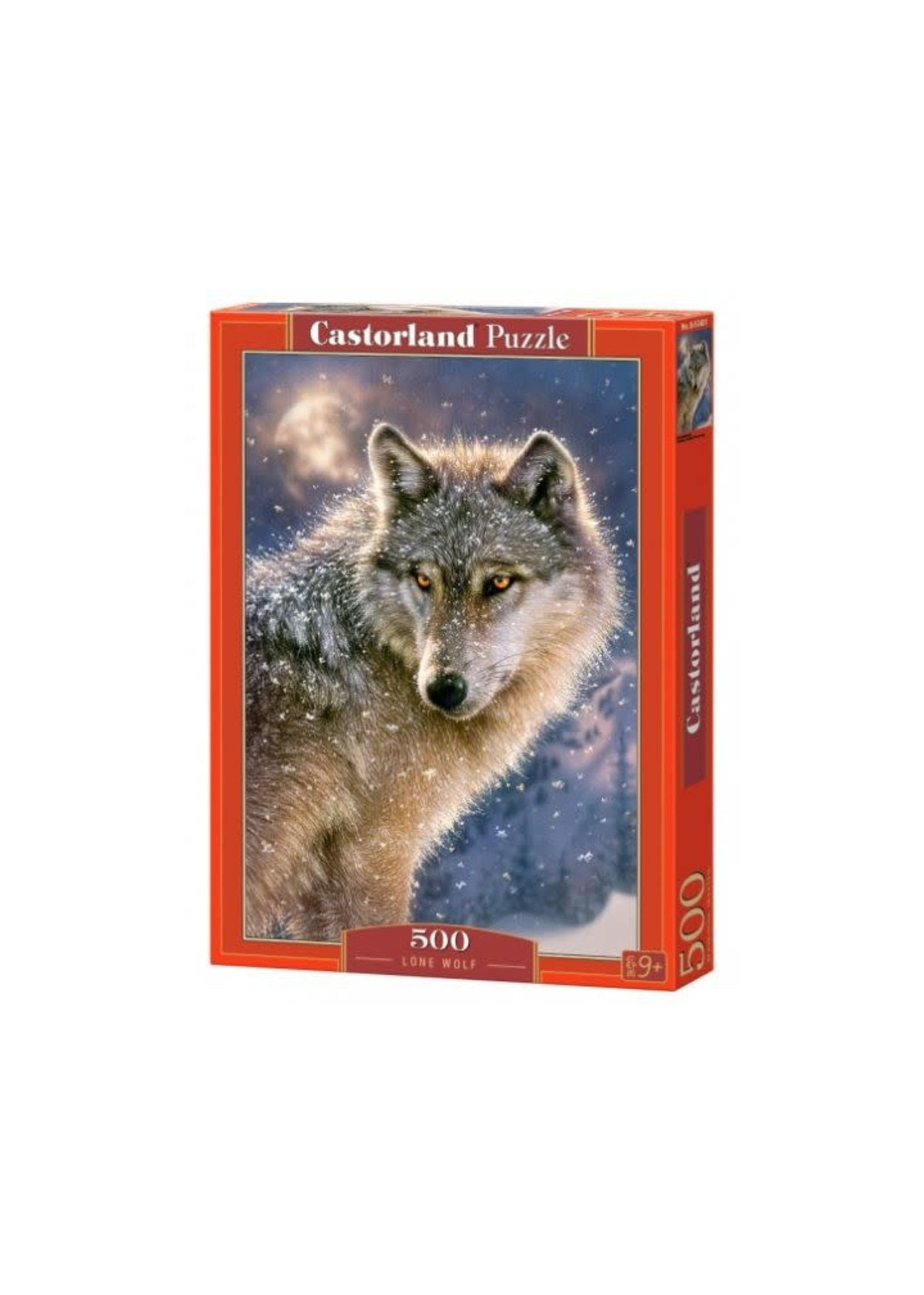 Castorland Lone Wolf (500 Pcs.)