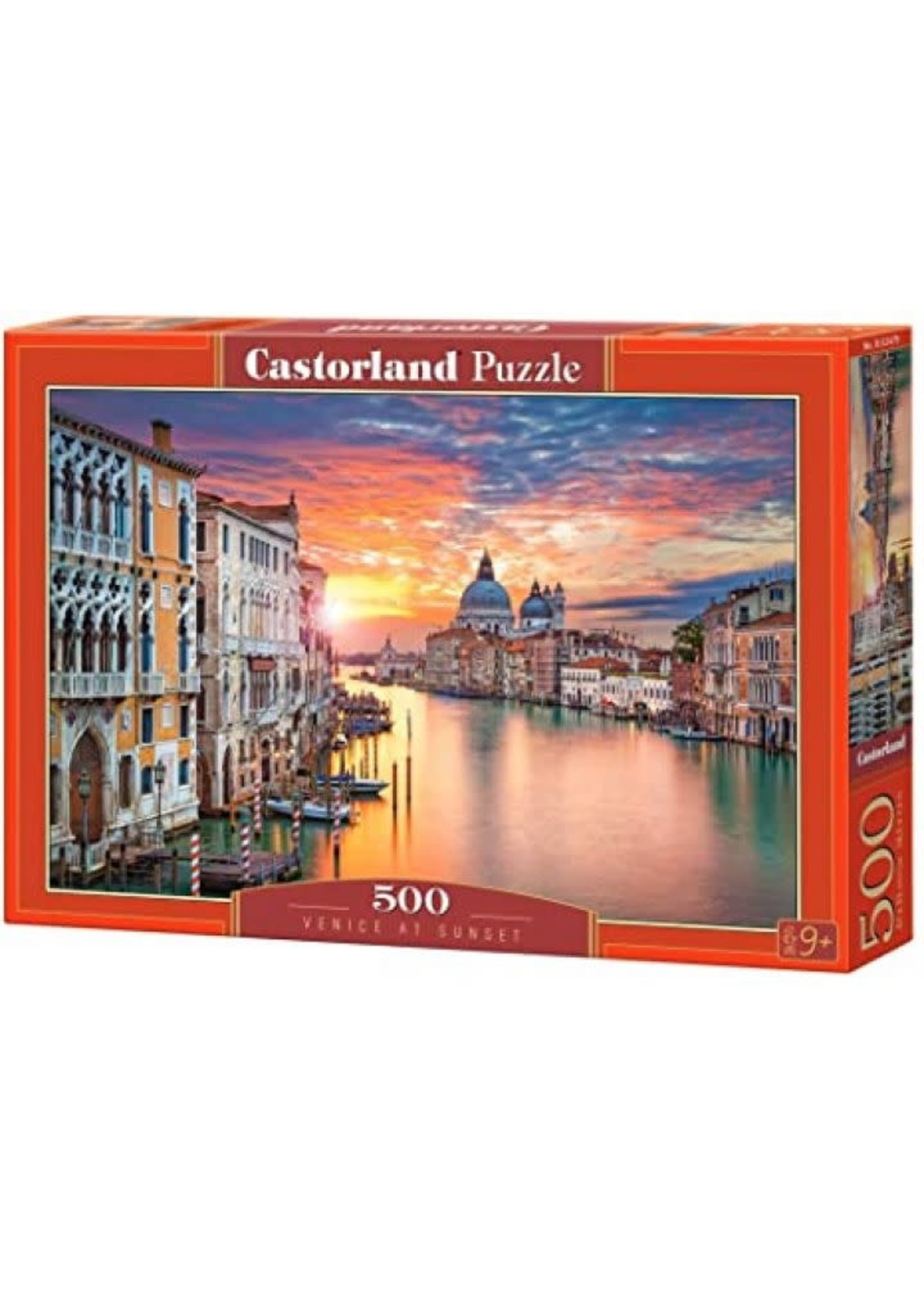 Castorland Venice At Sunset (500 Pcs.)