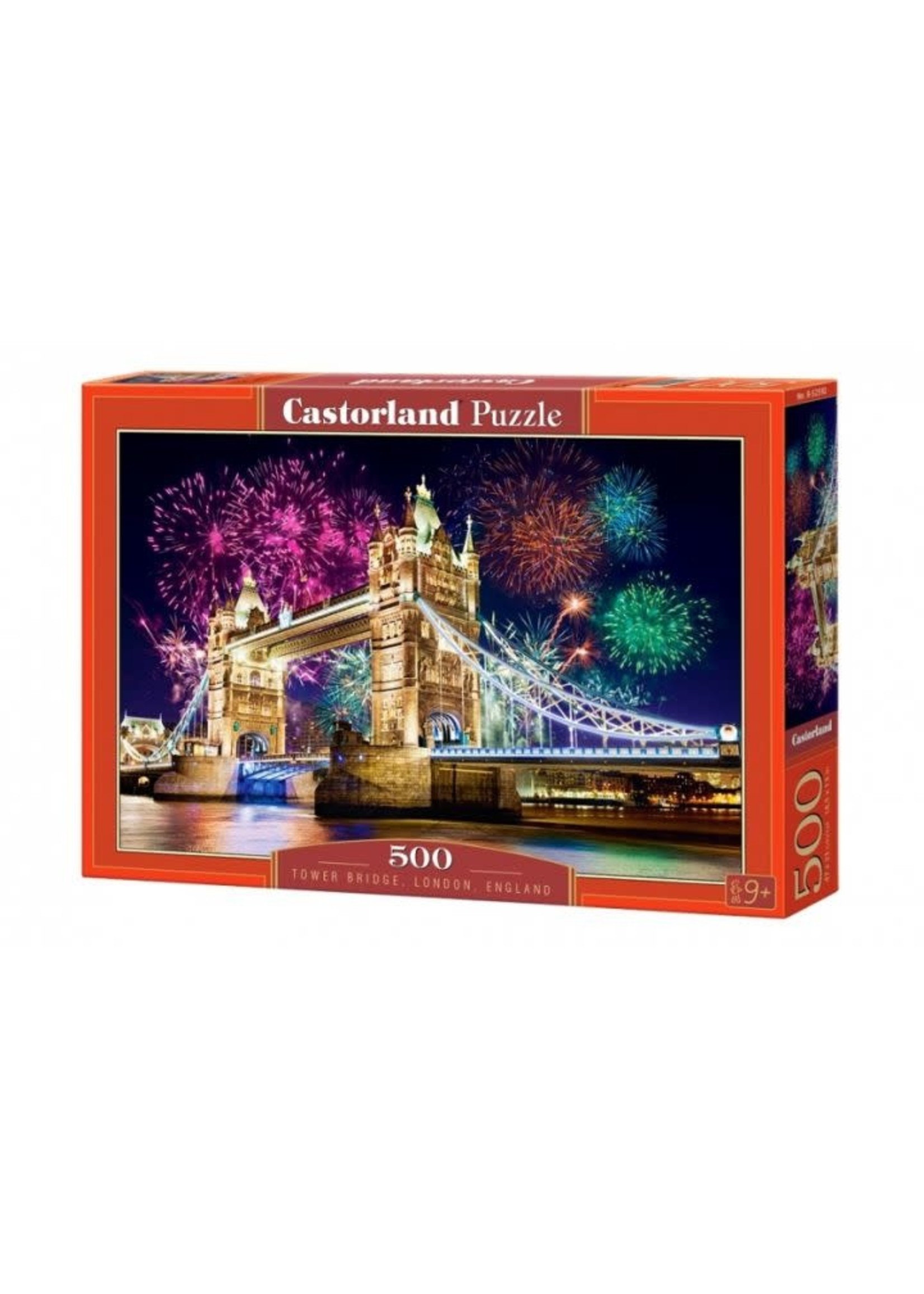 Castorland Tower Bridge, England (500 Pcs.)