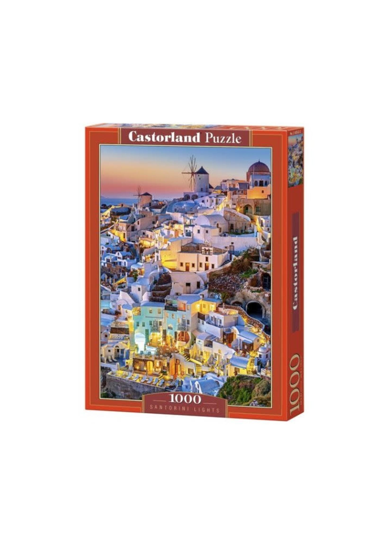 Castorland Santorini Lights (1000 Pcs.)