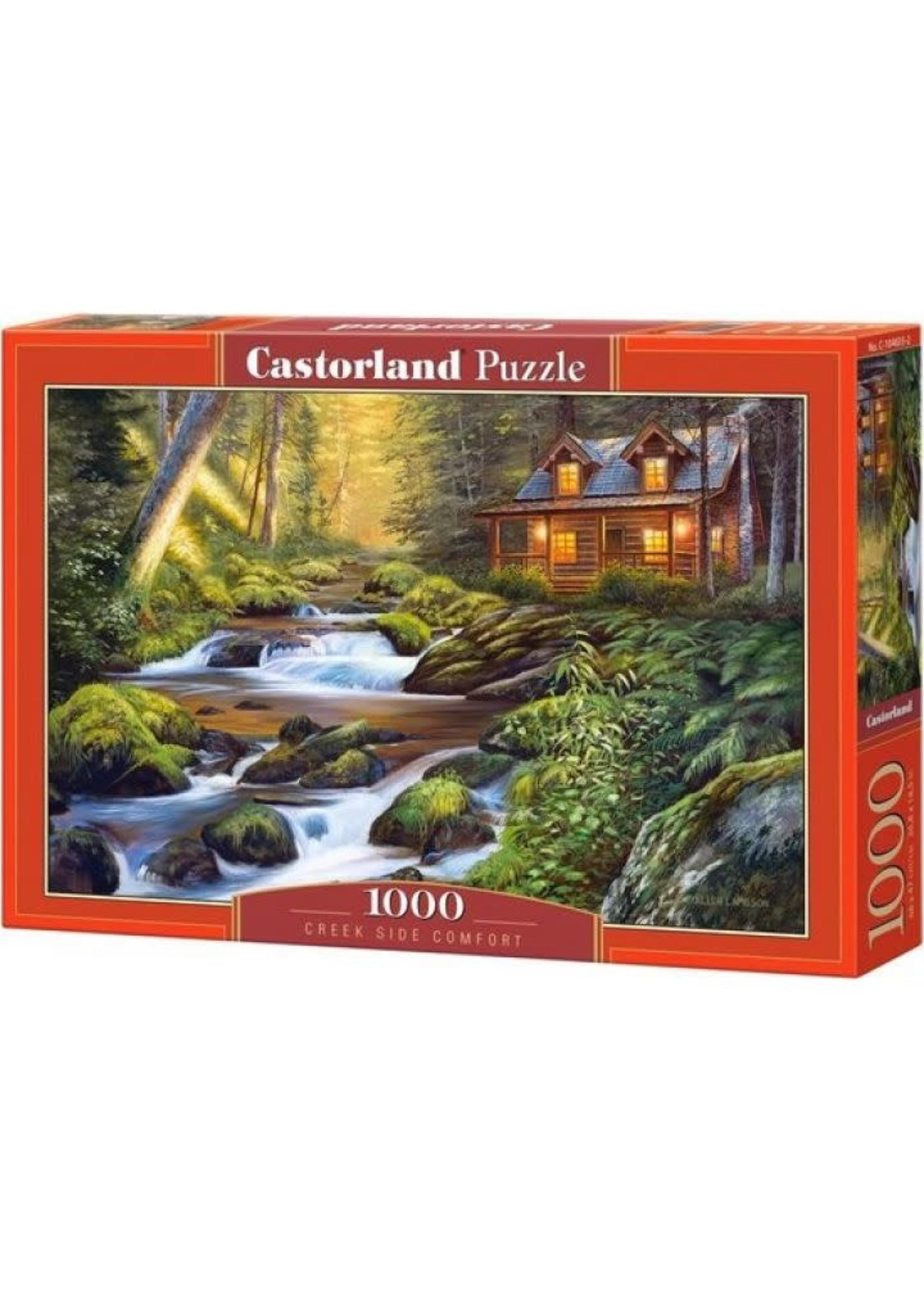 Castorland Creek Side Comfort - 1000 Stukjes