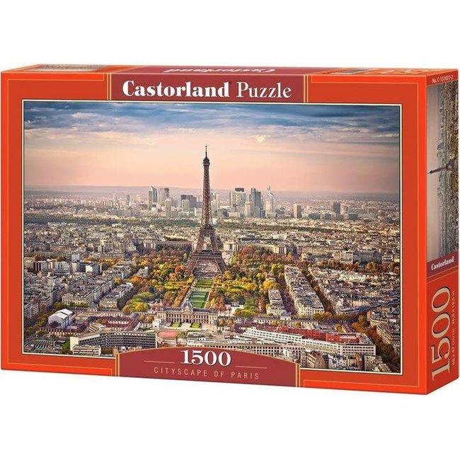 Castorland Cityscape Of Paris - 1500 Stukjes