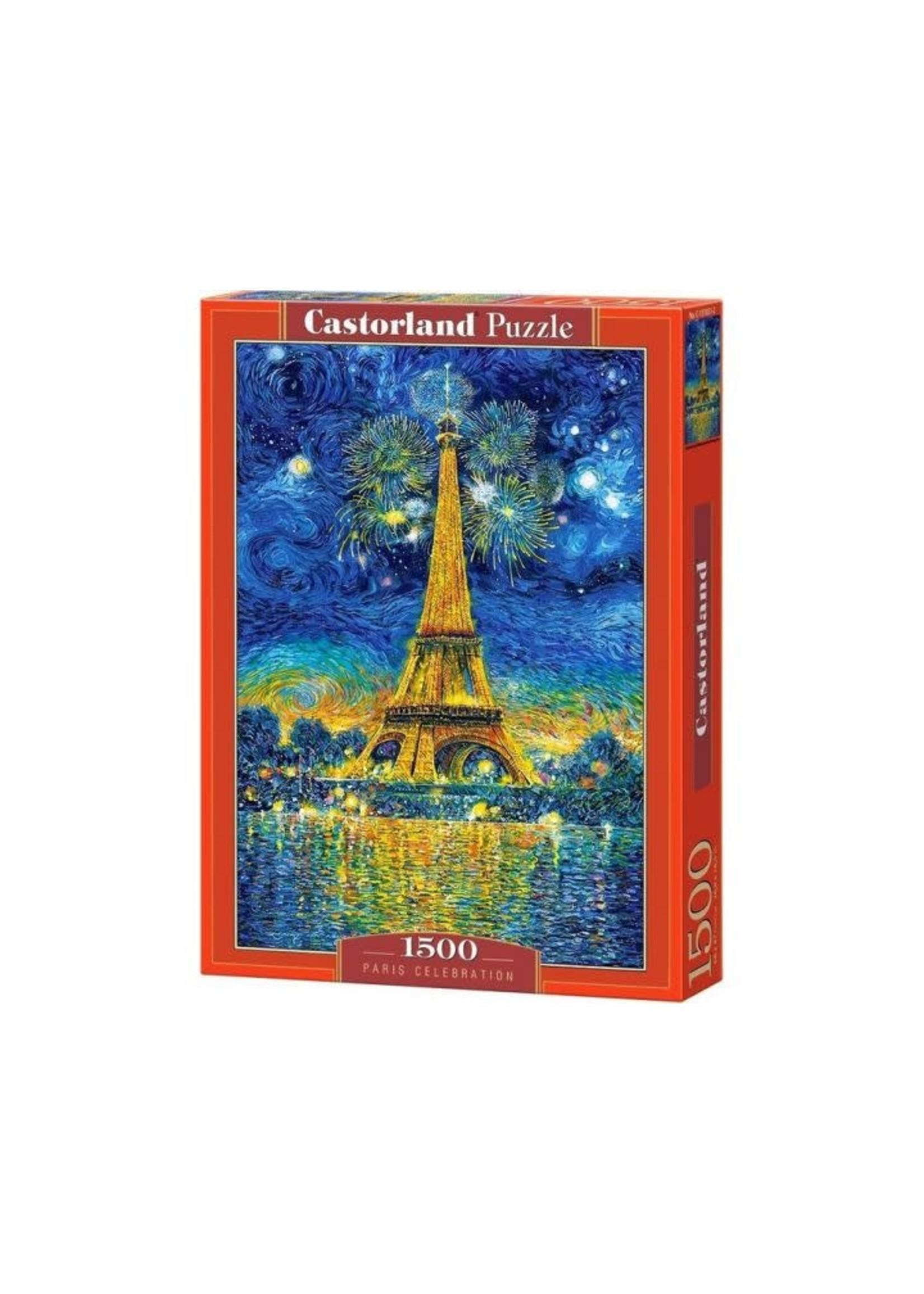 Castorland Paris Celebration - 1500 Stukjes