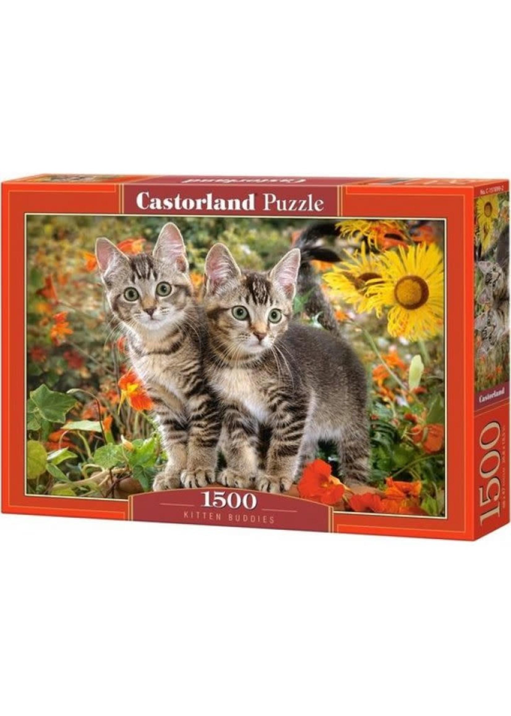 Castorland Kitten Buddies - 1500 Stukjes