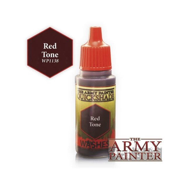 Army Painter Warpaints - Red Tone Ink