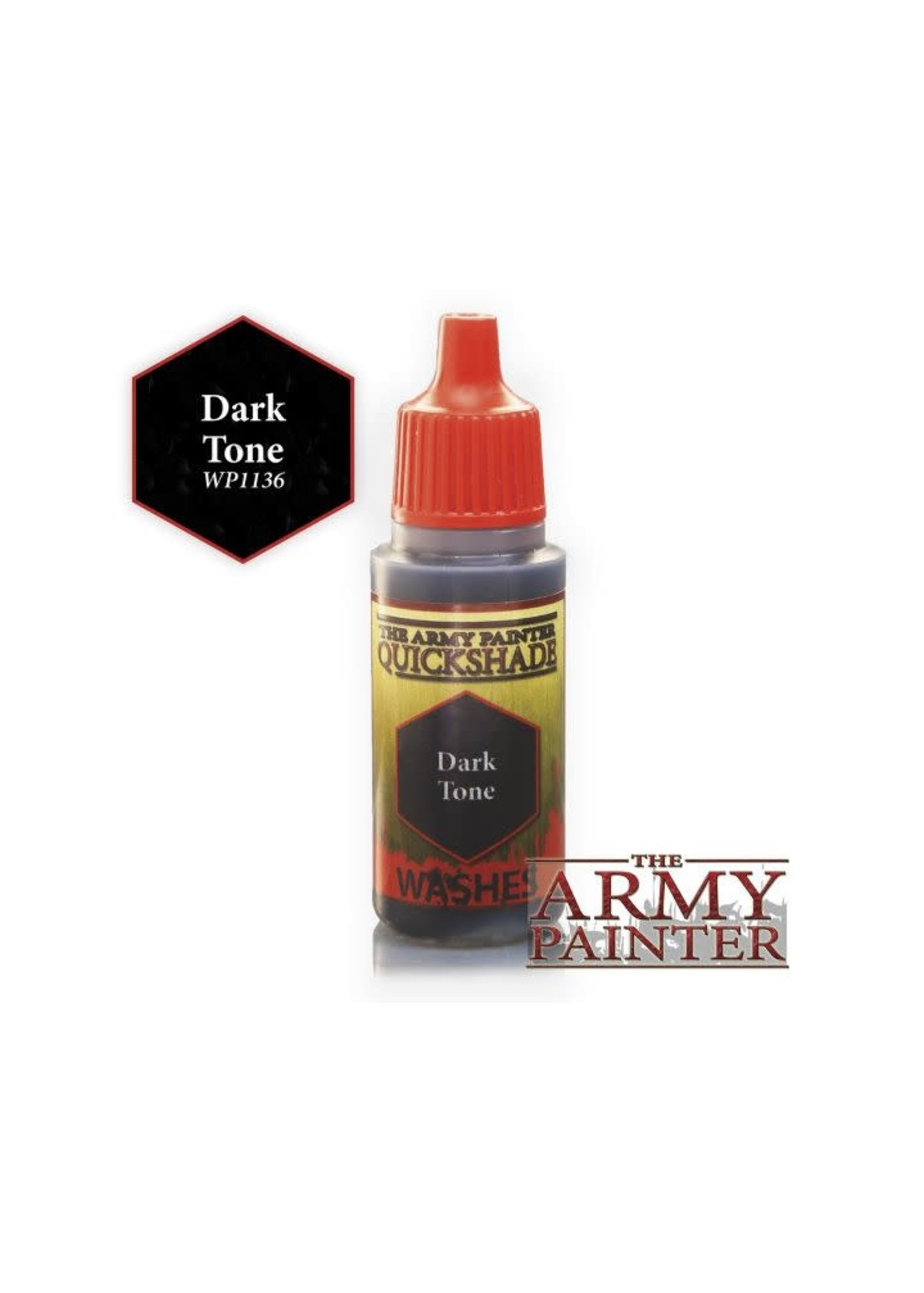 Army Painter Warpaints - Dark Tone Ink