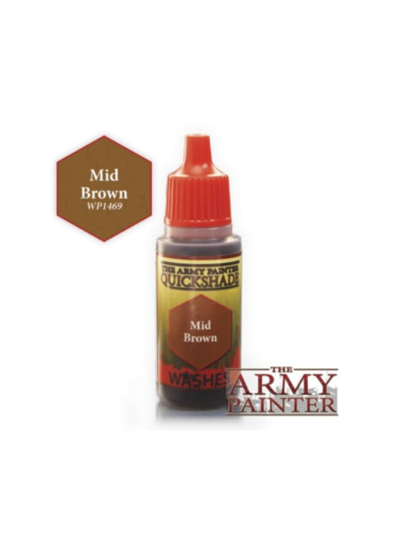 Army Painter Warpaints - Mid Brown