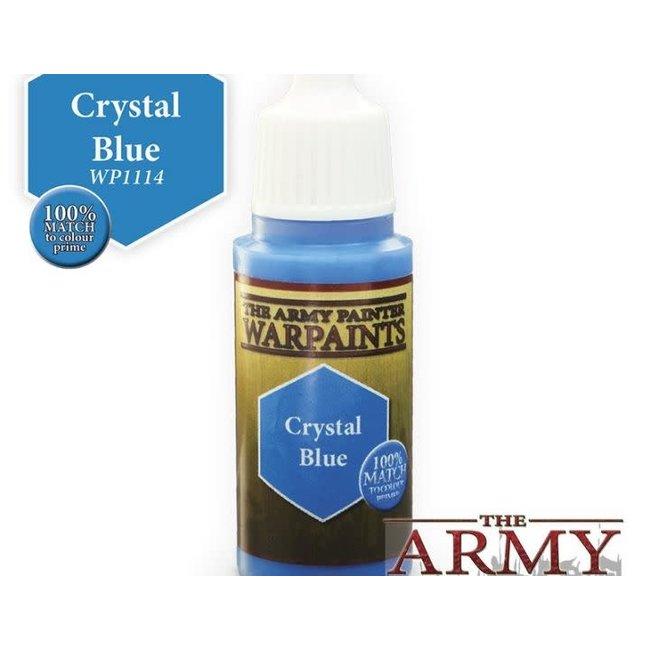 Army Painter Warpaints - Crystal Blue