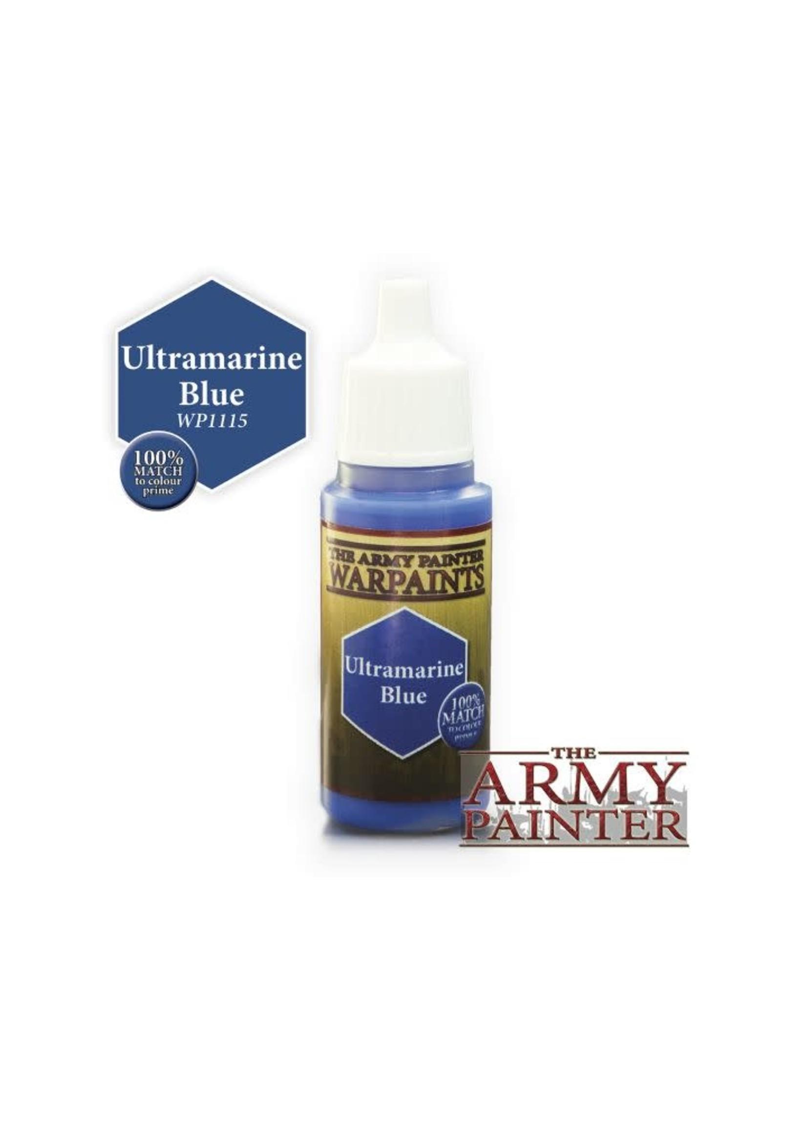 Army Painter Warpaints - Ultramarine Blue