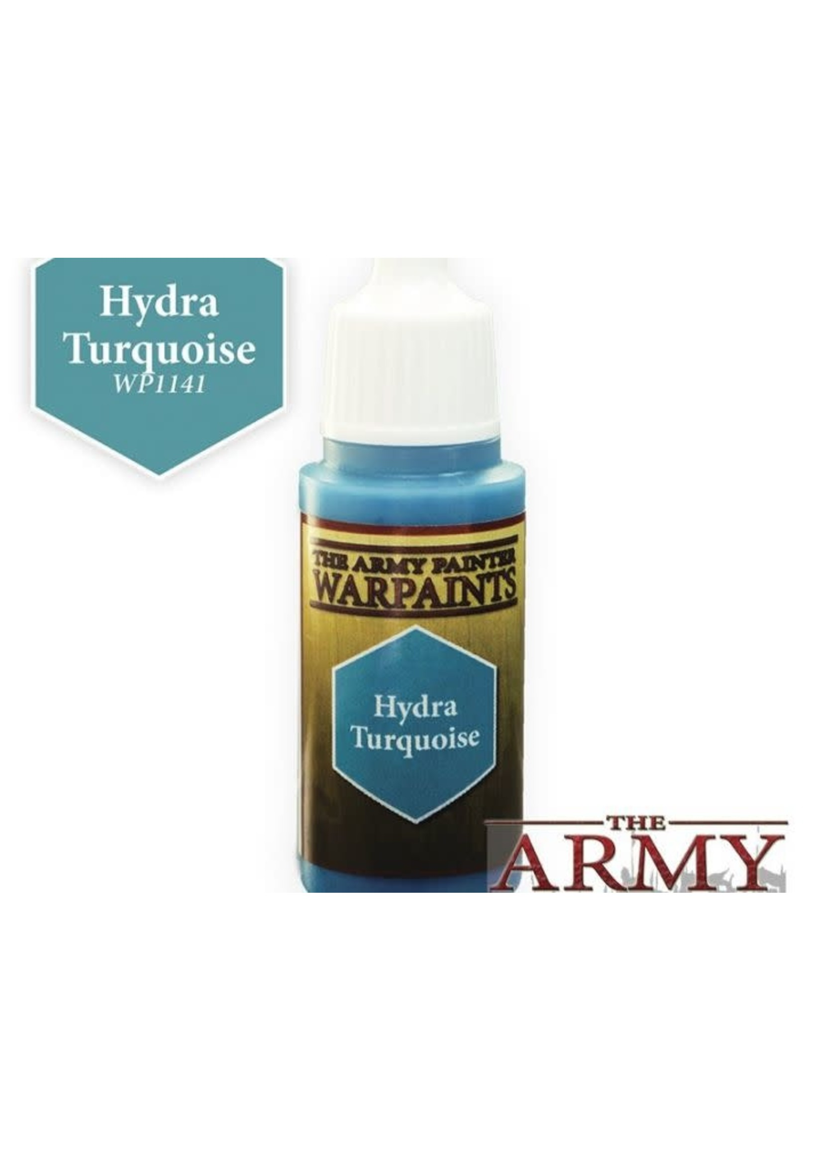 Army Painter Warpaints - Hydra Turquoise