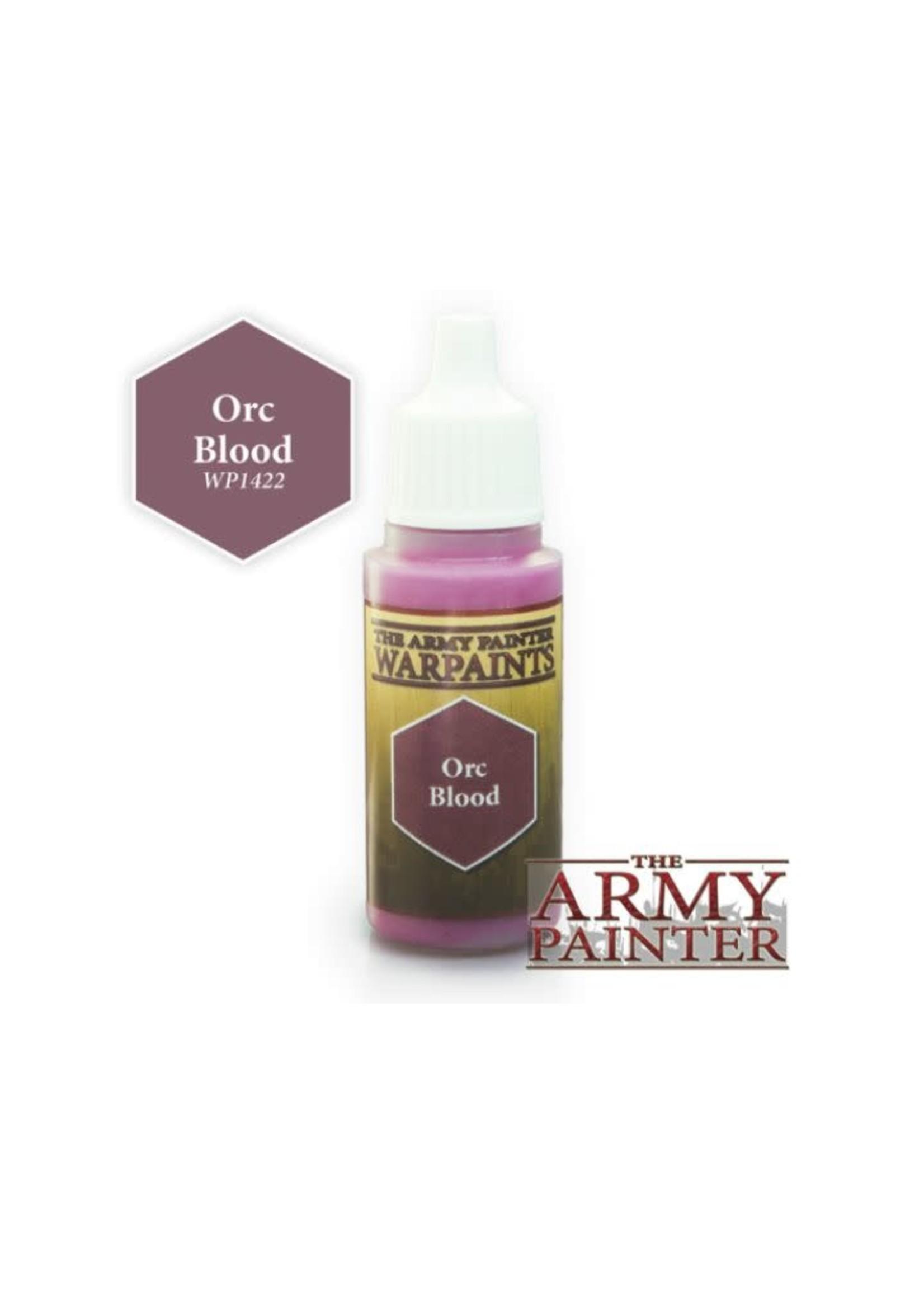 Army Painter Warpaints - Orc Blood