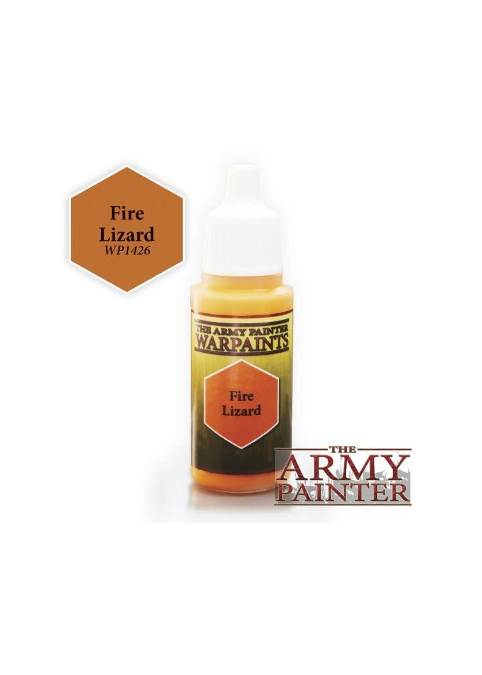 Army Painter Warpaints - Fire Lizard