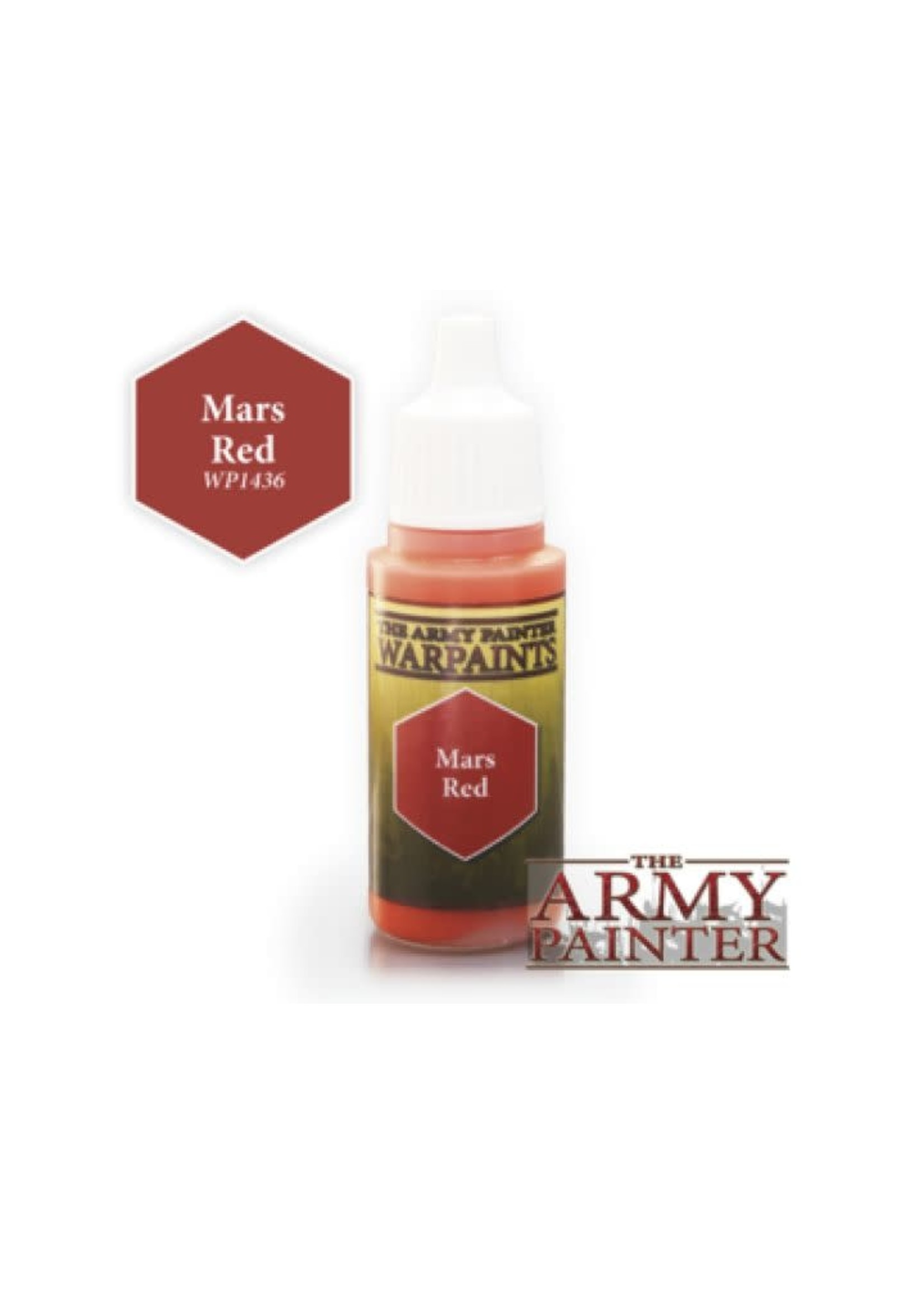 Army Painter Warpaints - Mars Red