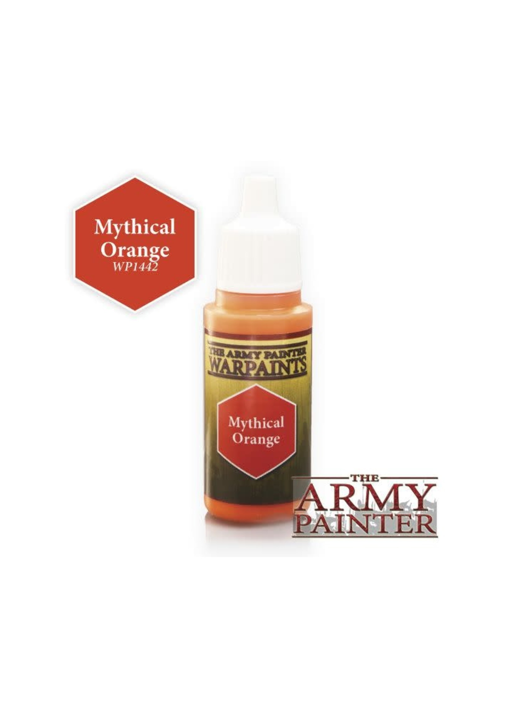 Army Painter Warpaints - Mythical Orange