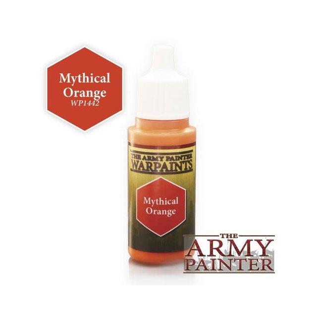 Army Painter Warpaints - Mythical Orange
