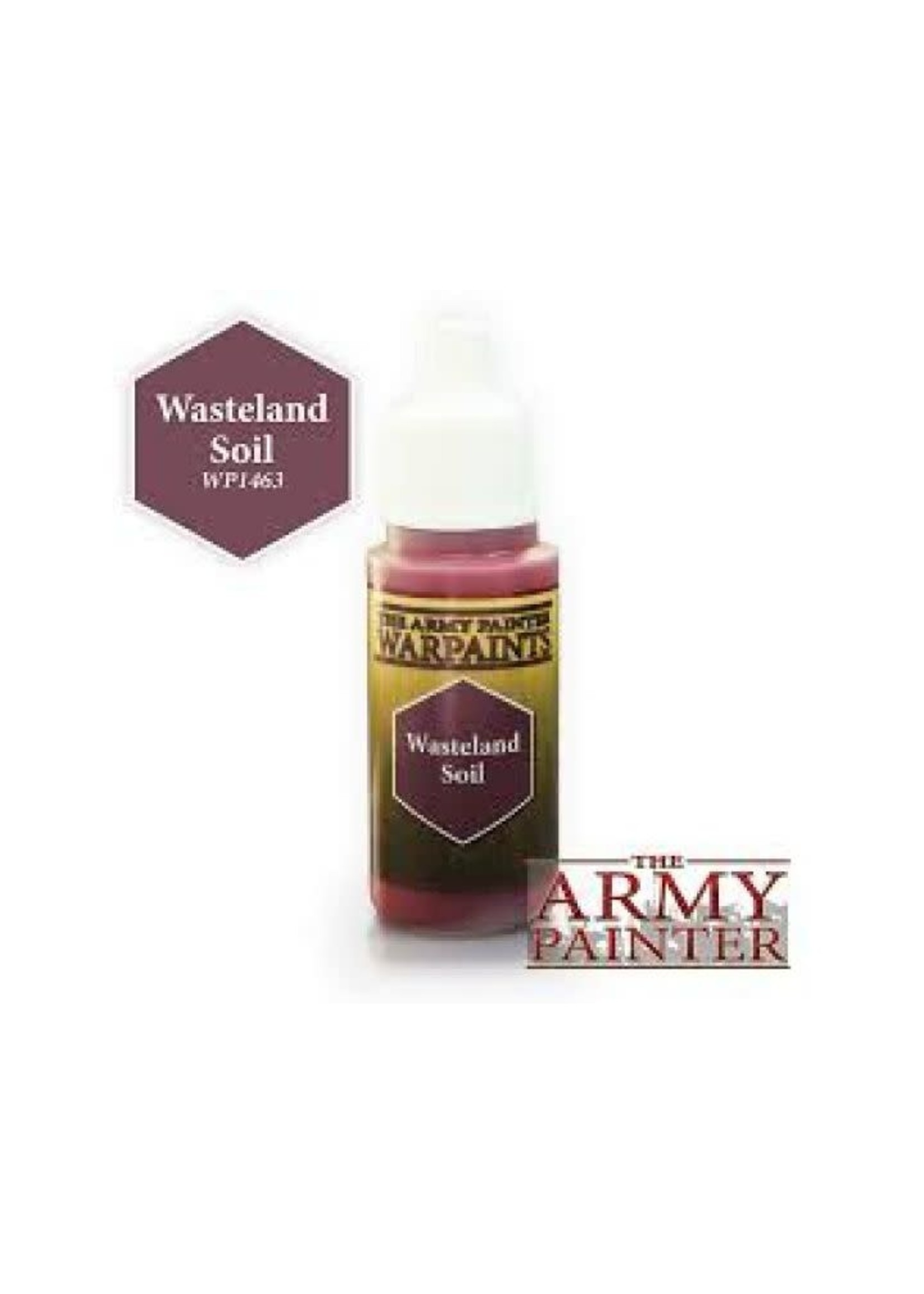 Army Painter Warpaints - Wasteland Soil