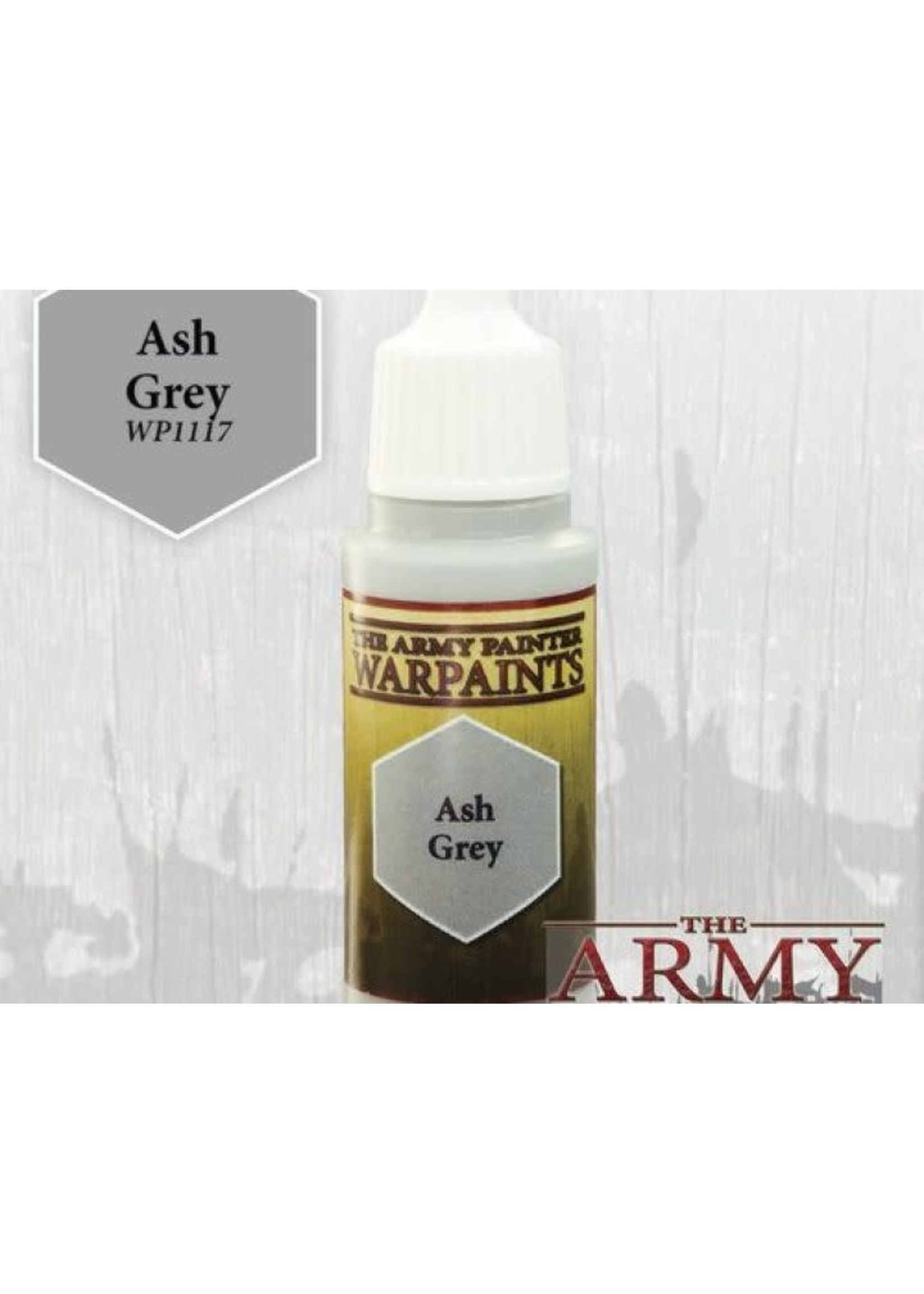 Army Painter Warpaints - Ash Grey