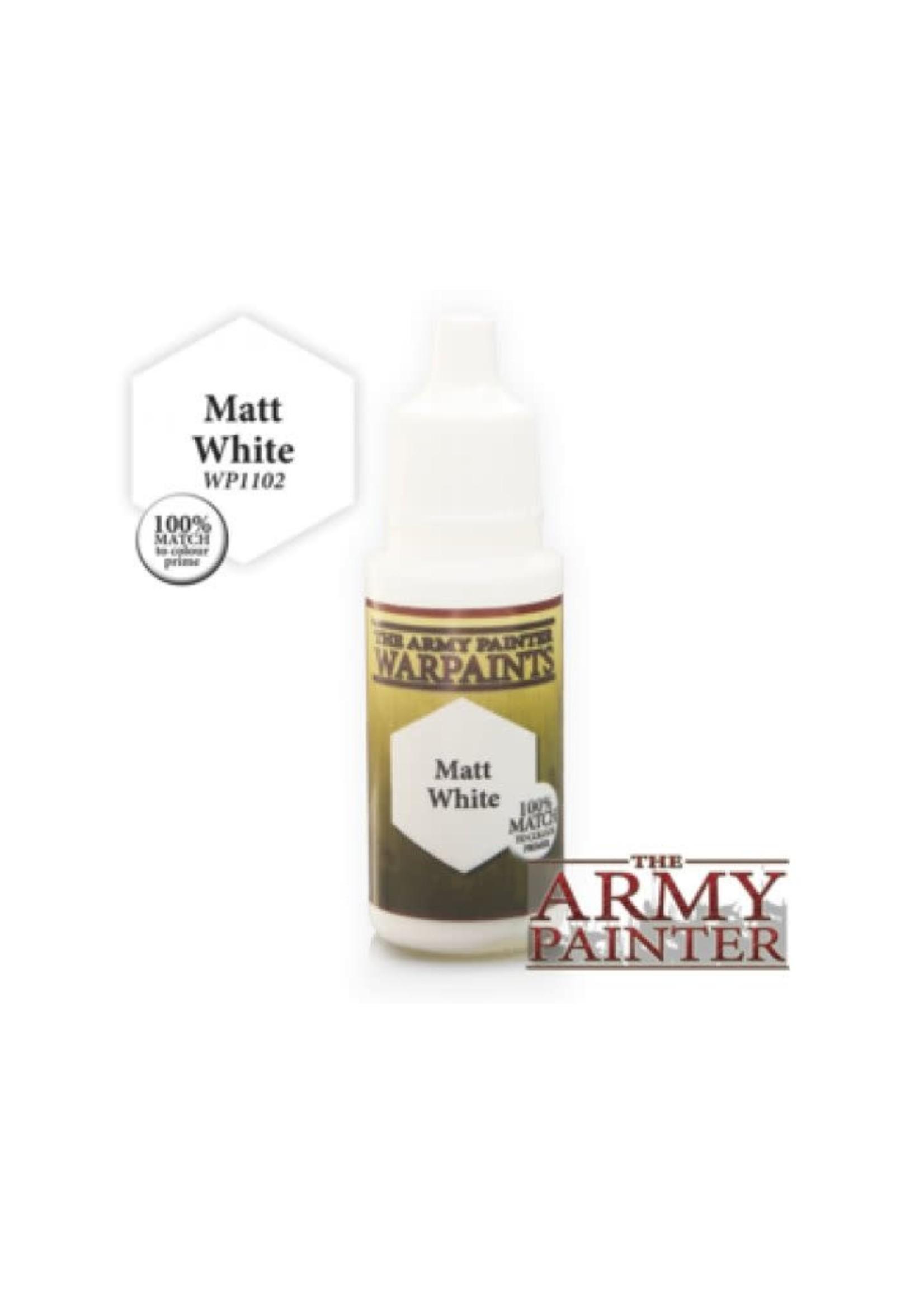 Army Painter Warpaints - Matt White