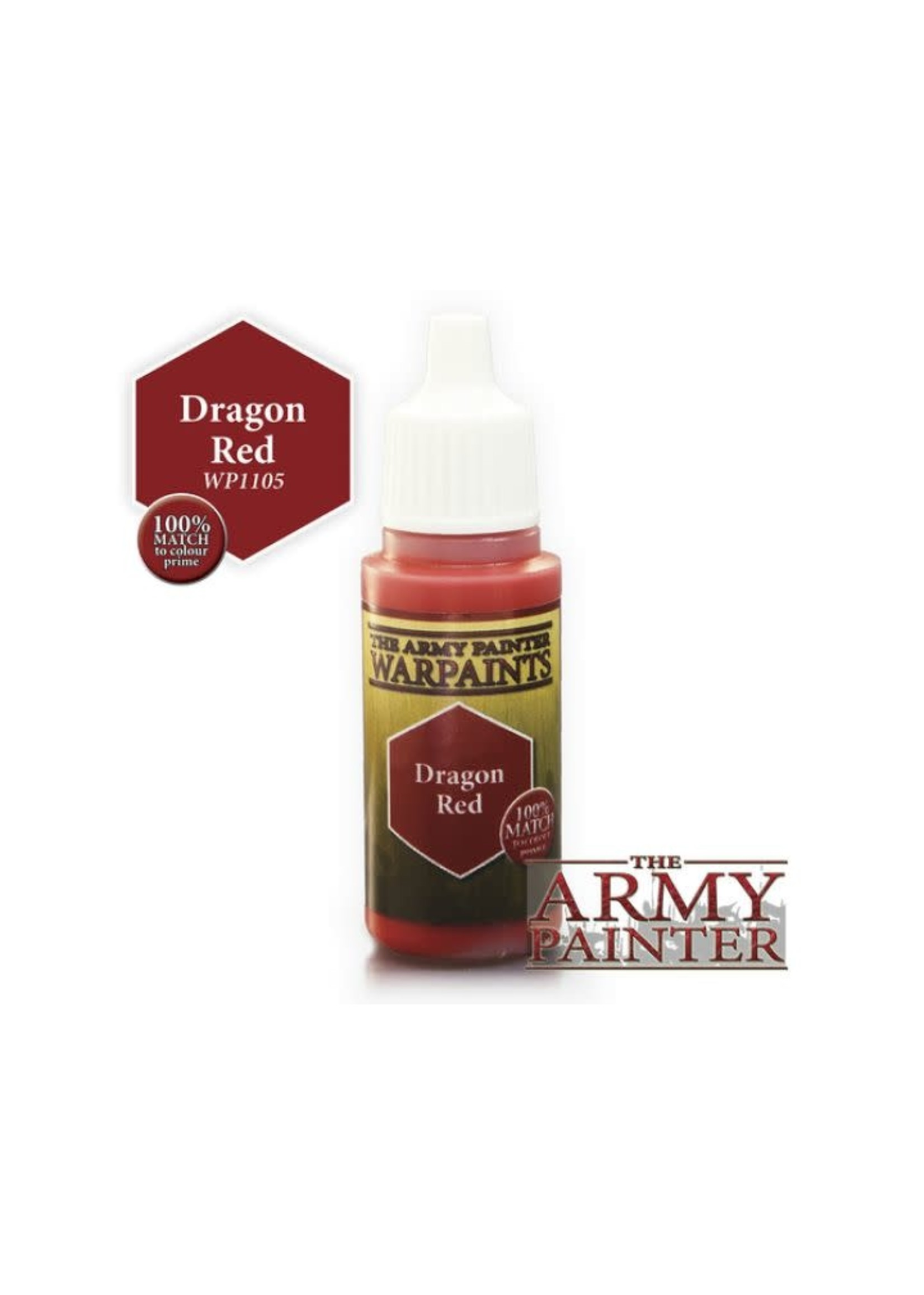 Army Painter Warpaints - Dragon Red