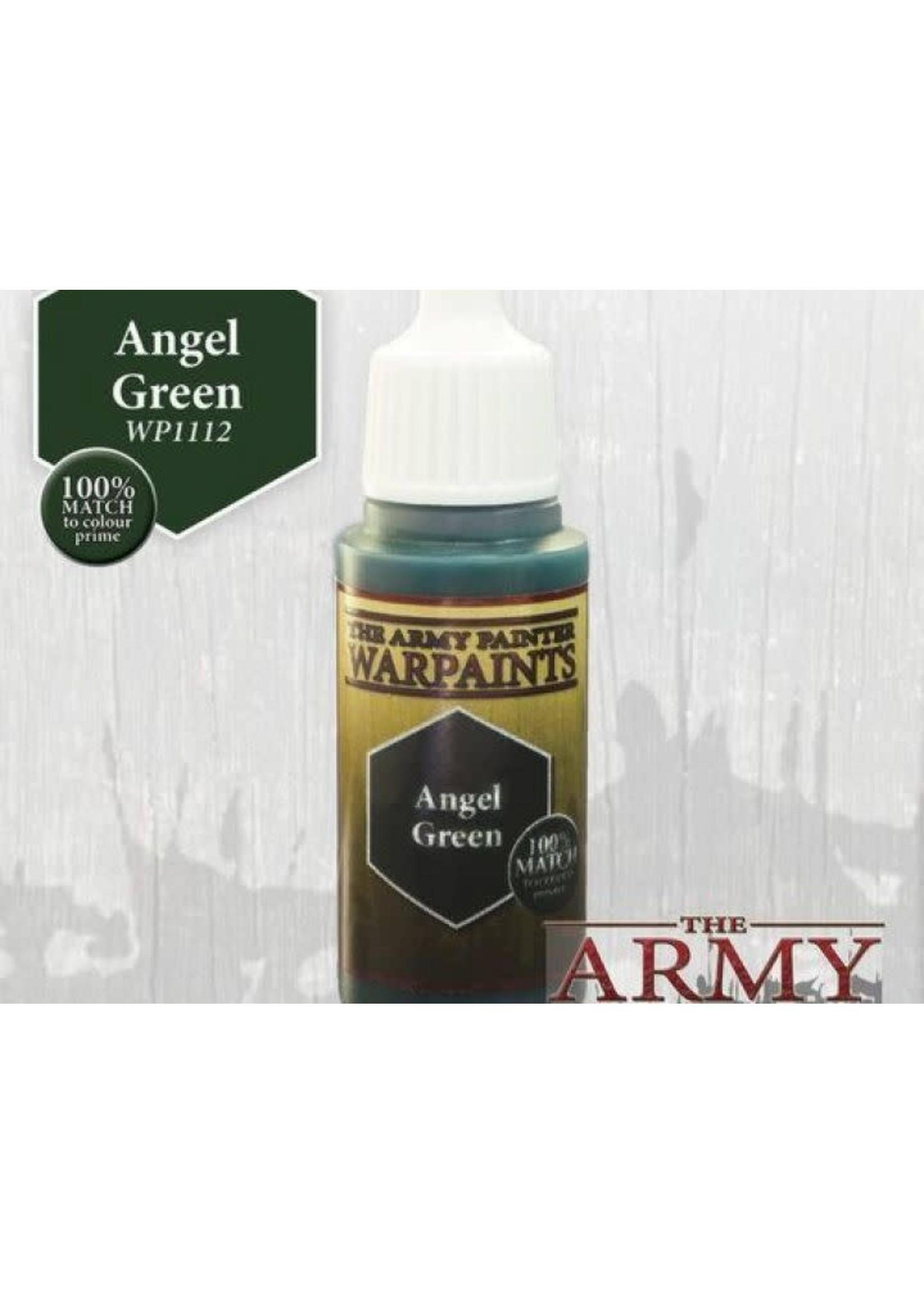 Army Painter Warpaints - Angel Green