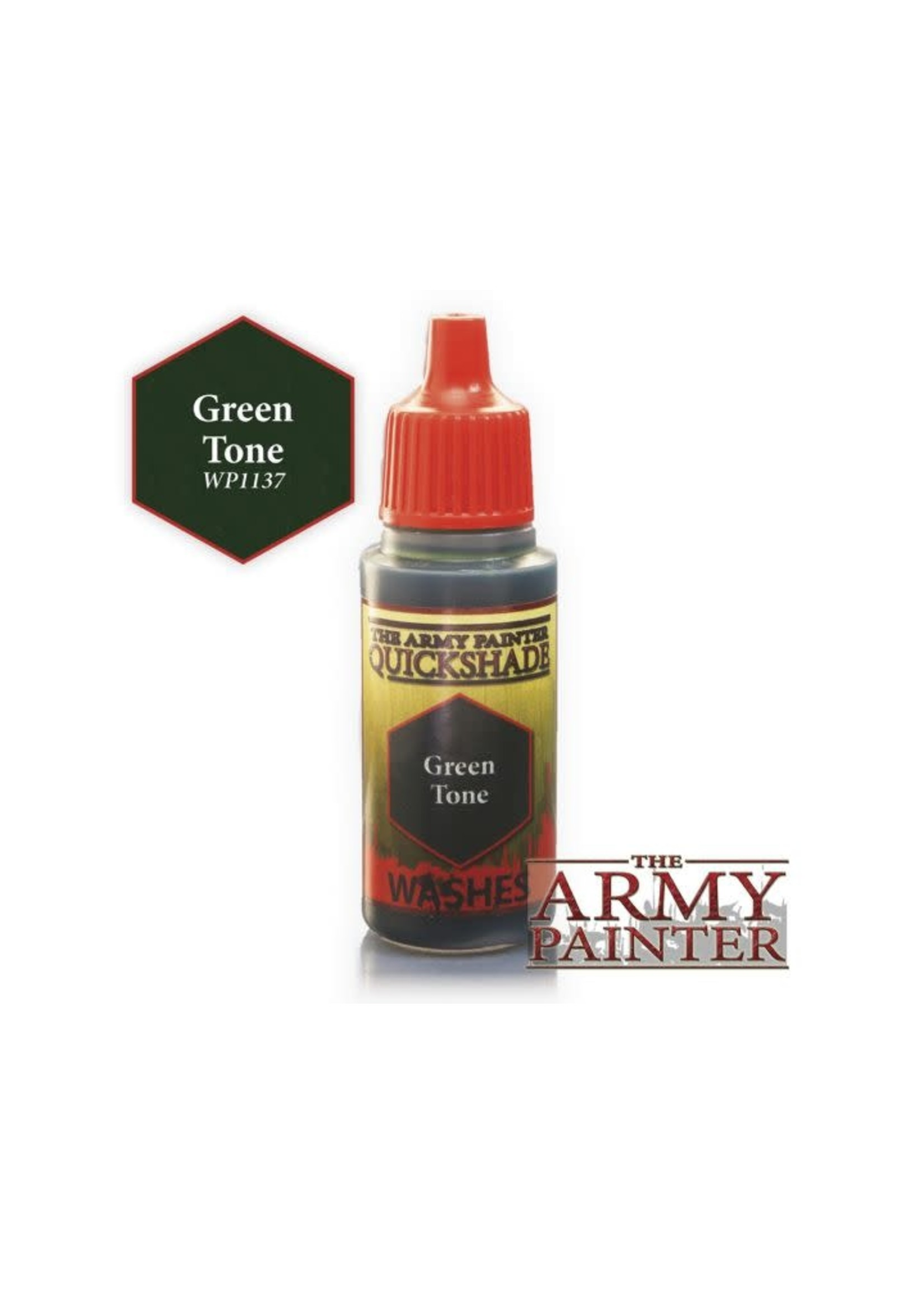 Army Painter Warpaints - Green Tone Ink