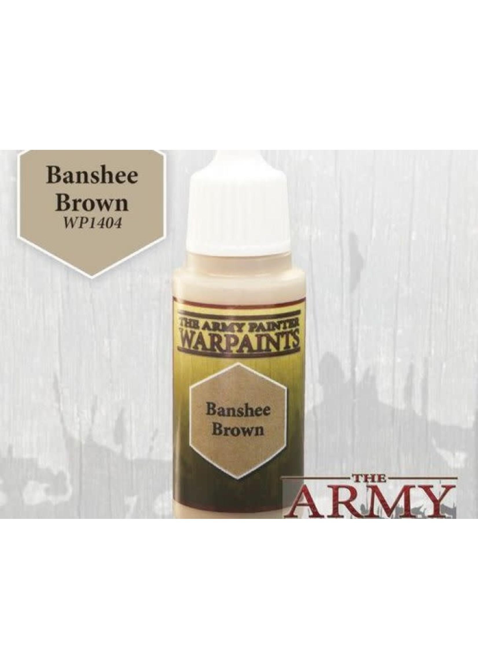 Army Painter Warpaints - Banshee Brown