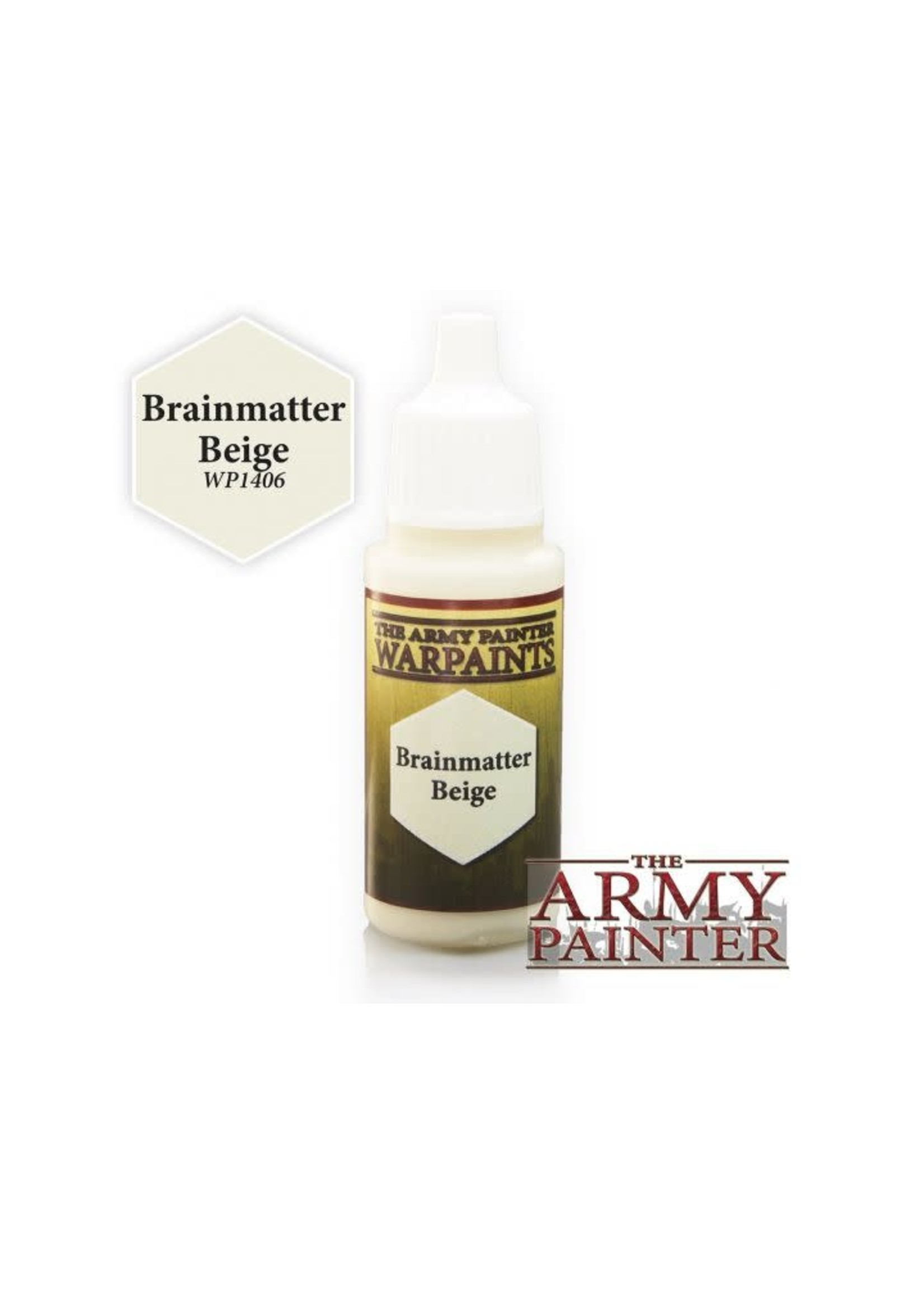 Army Painter Warpaints - Brainmatter Beige