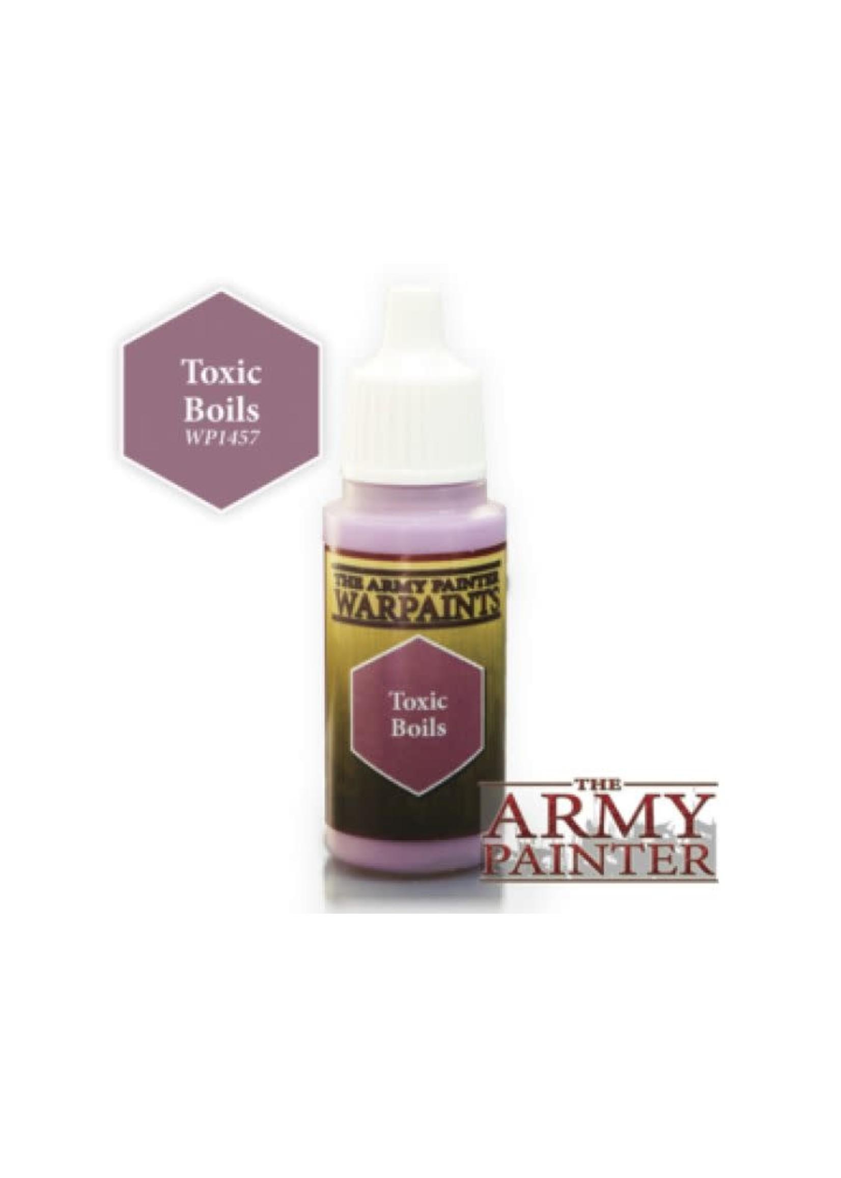 Army Painter Warpaints - Toxic Boils