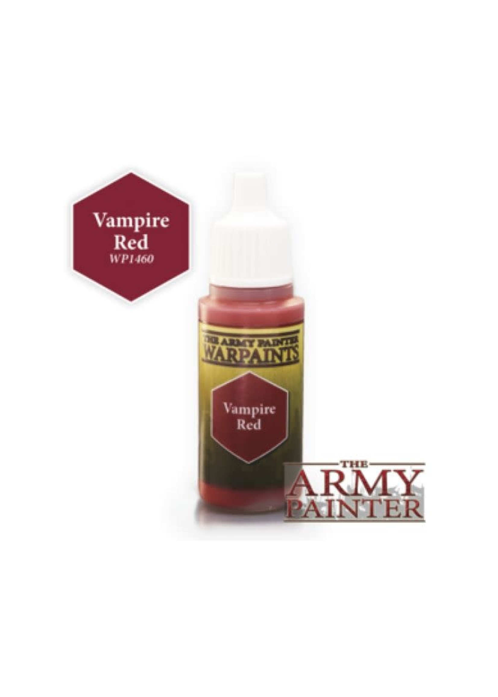 Army Painter Warpaints - Vampire Red