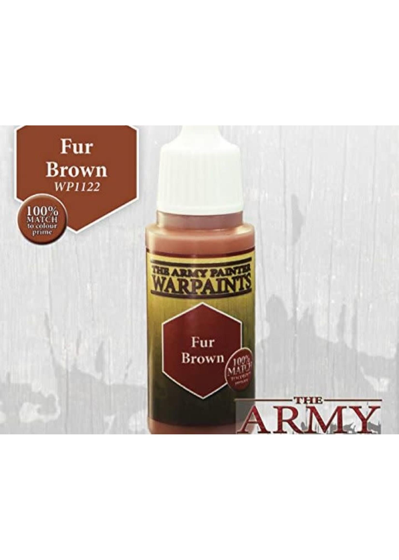 Army Painter Warpaints - Fur Brown
